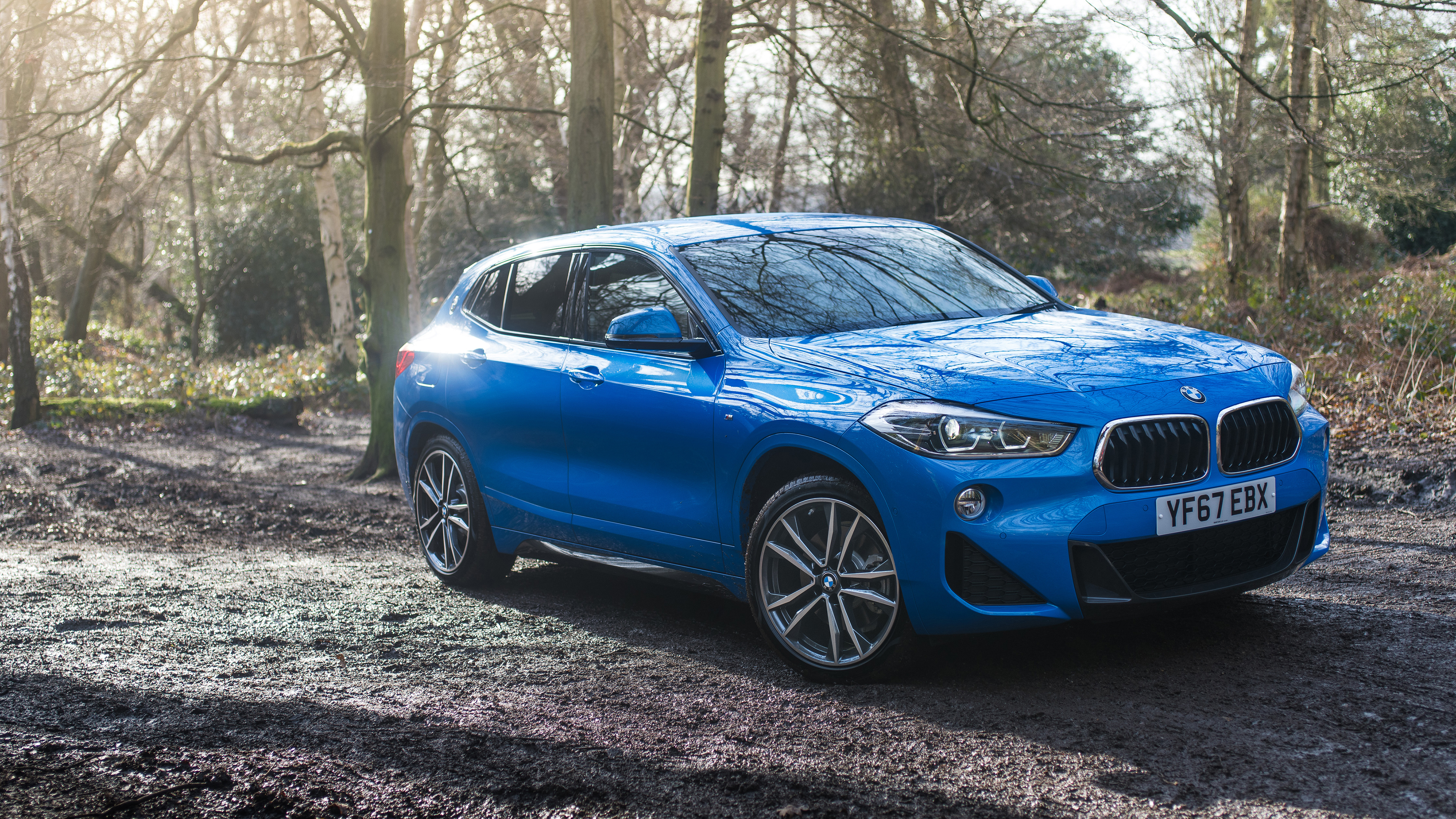 2018 bmw x2 xdrive20d m sport 4k 2 wallpaper hd car wallpapers id 9698. Black Bedroom Furniture Sets. Home Design Ideas
