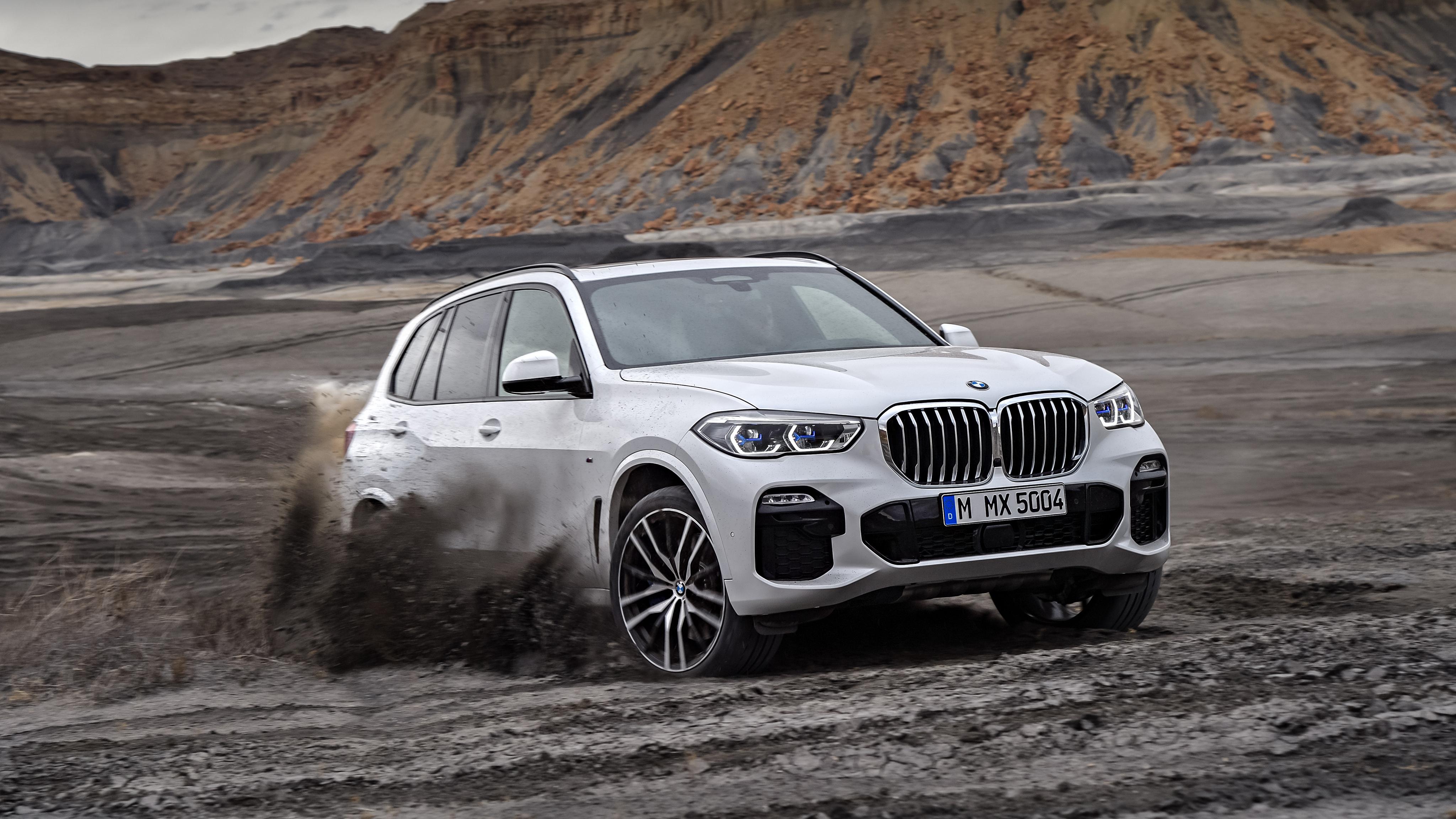 2018 BMW X5 xDrive30d M Sport 4K 3 Wallpaper   HD Car ...