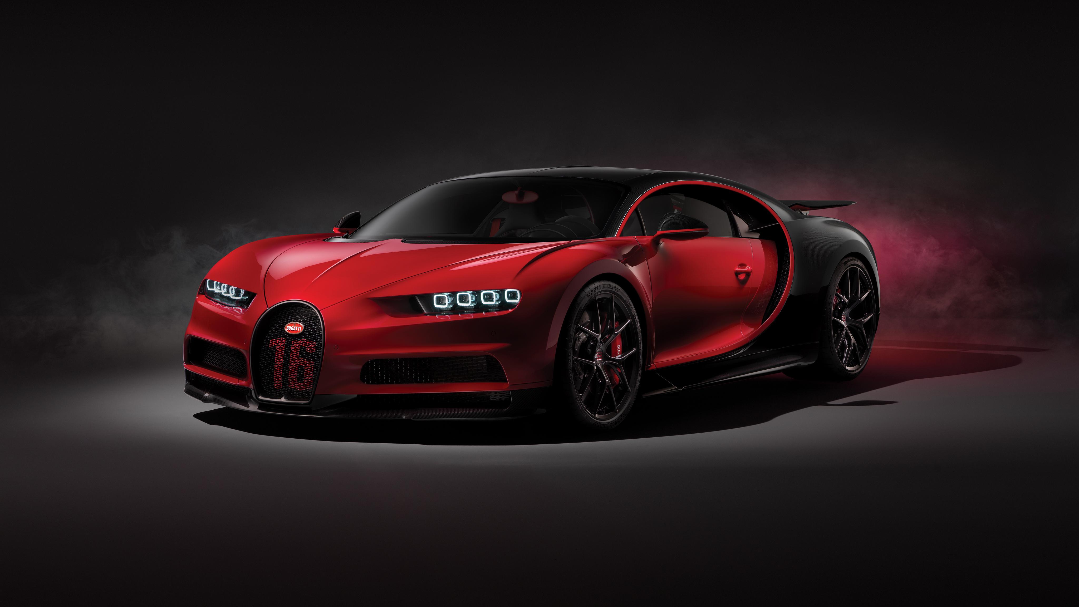 2018 Bugatti Chiron Sport 4K 2 Wallpaper | HD Car ...