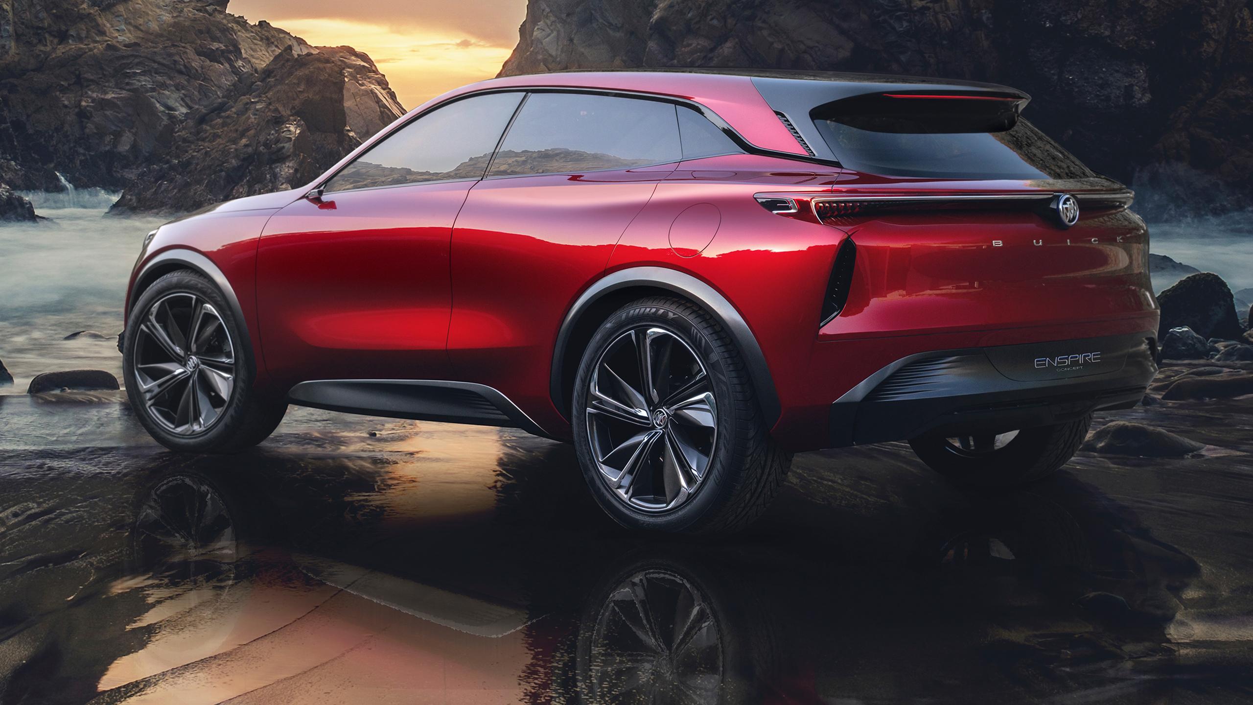 2018 Buick Enspire 2 Wallpaper | HD Car Wallpapers | ID #10162