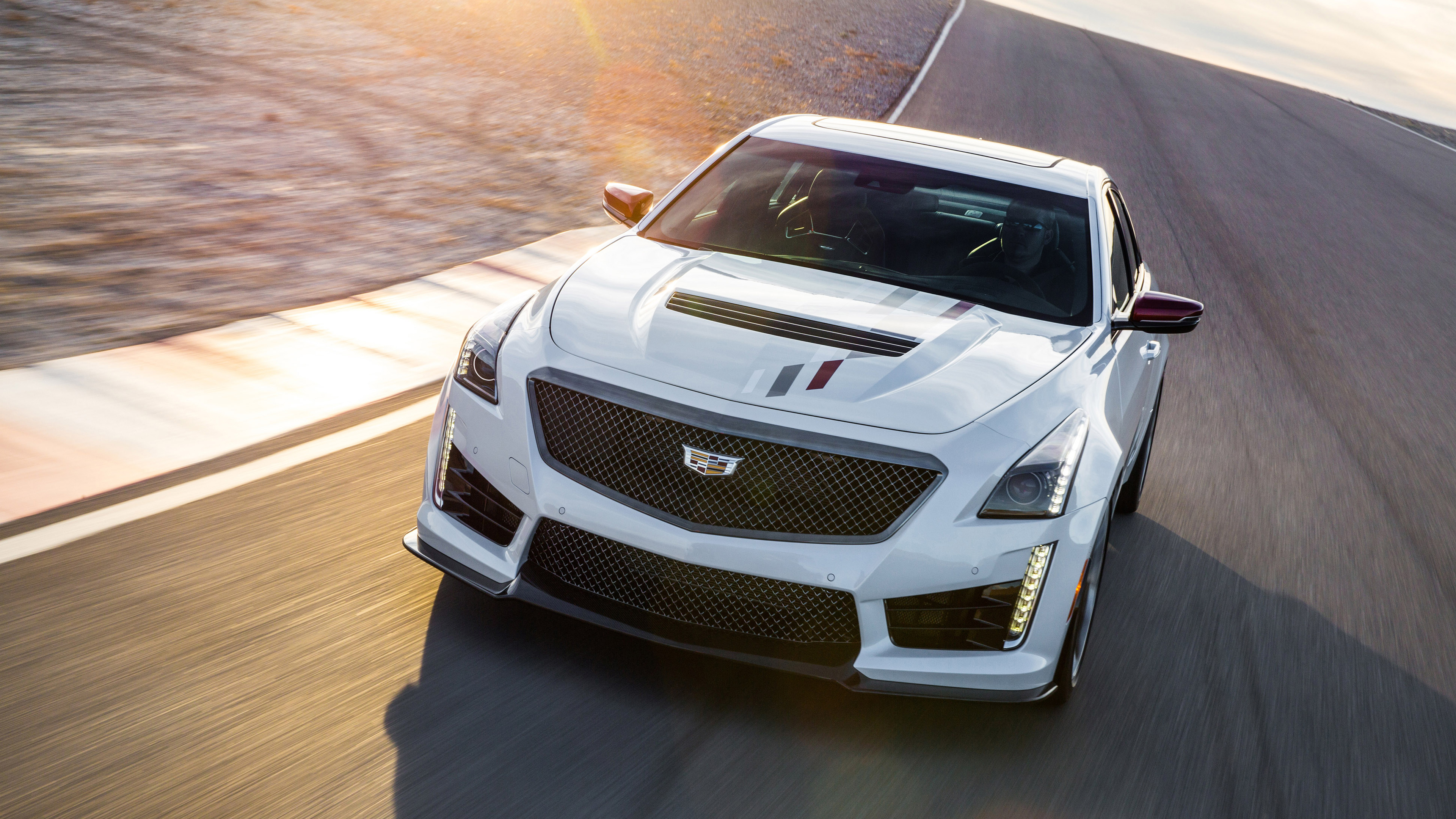 2018 Cadillac Cts V Championship Edition 4k Wallpaper Hd