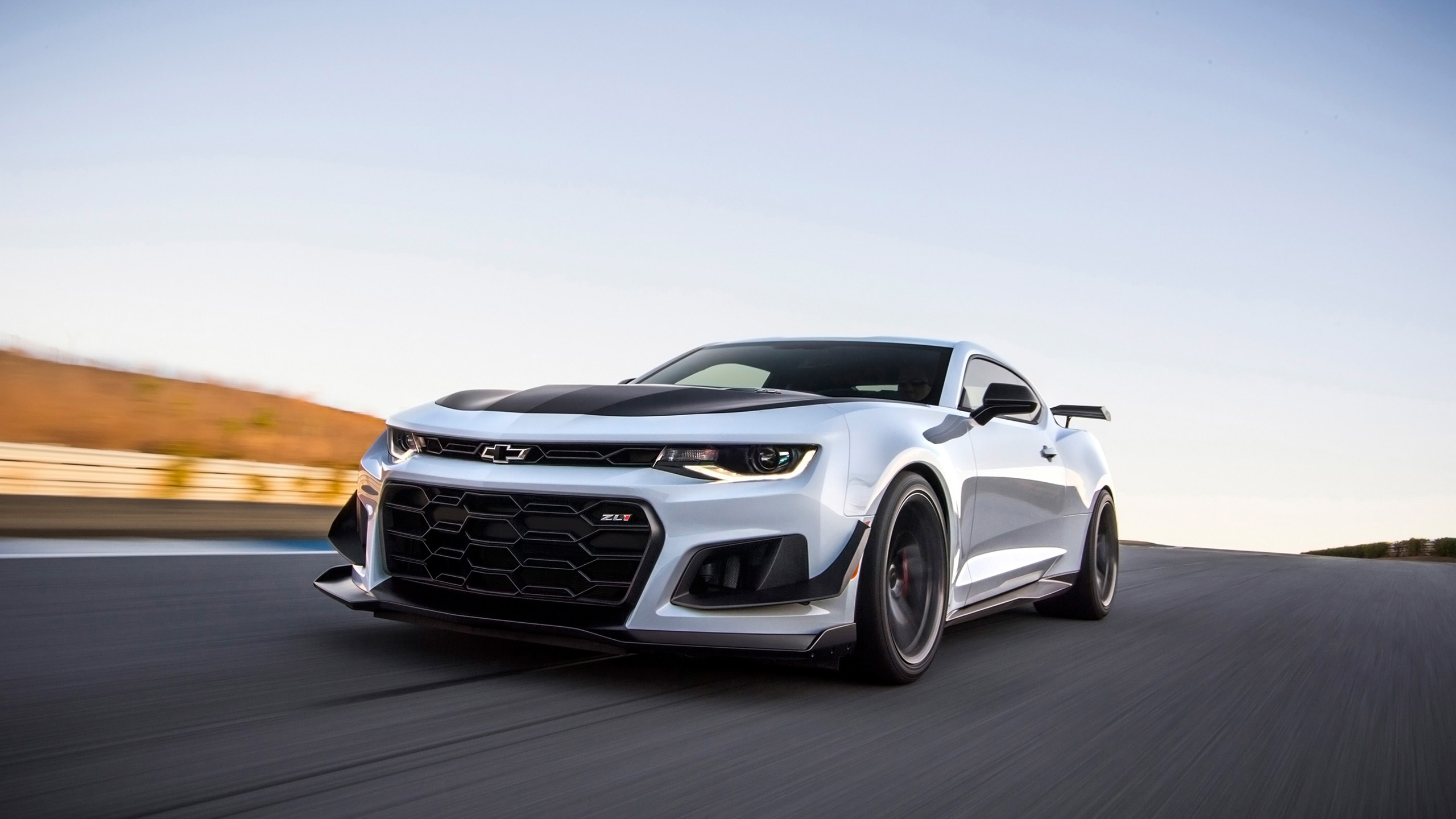 2018 Chevrolet Camaro Zl1 1le Wallpaper Hd Car