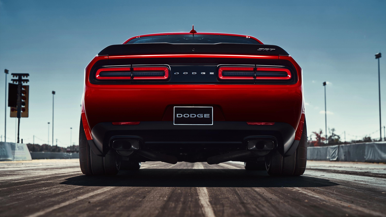 2018 Dodge Challenger Srt Demon 2 Wallpaper Hd Car Wallpapers Id