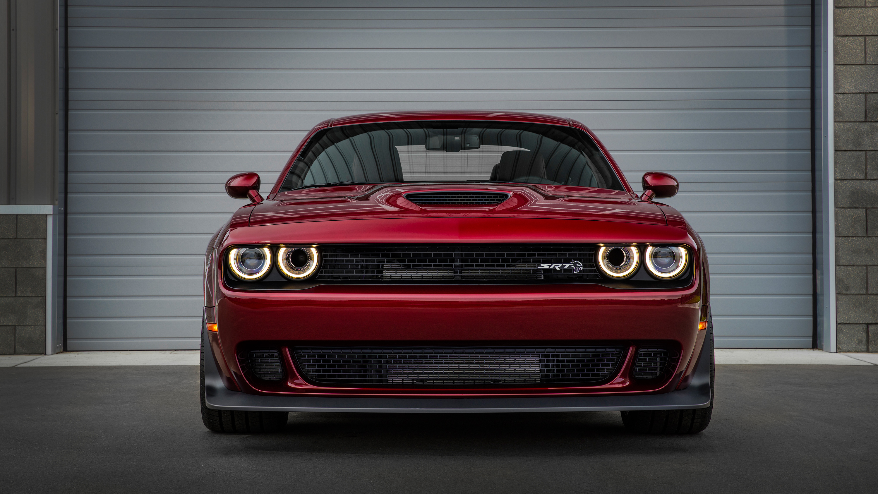 2018 dodge challenger srt hellcat widebody 5 wallpaper | hd car