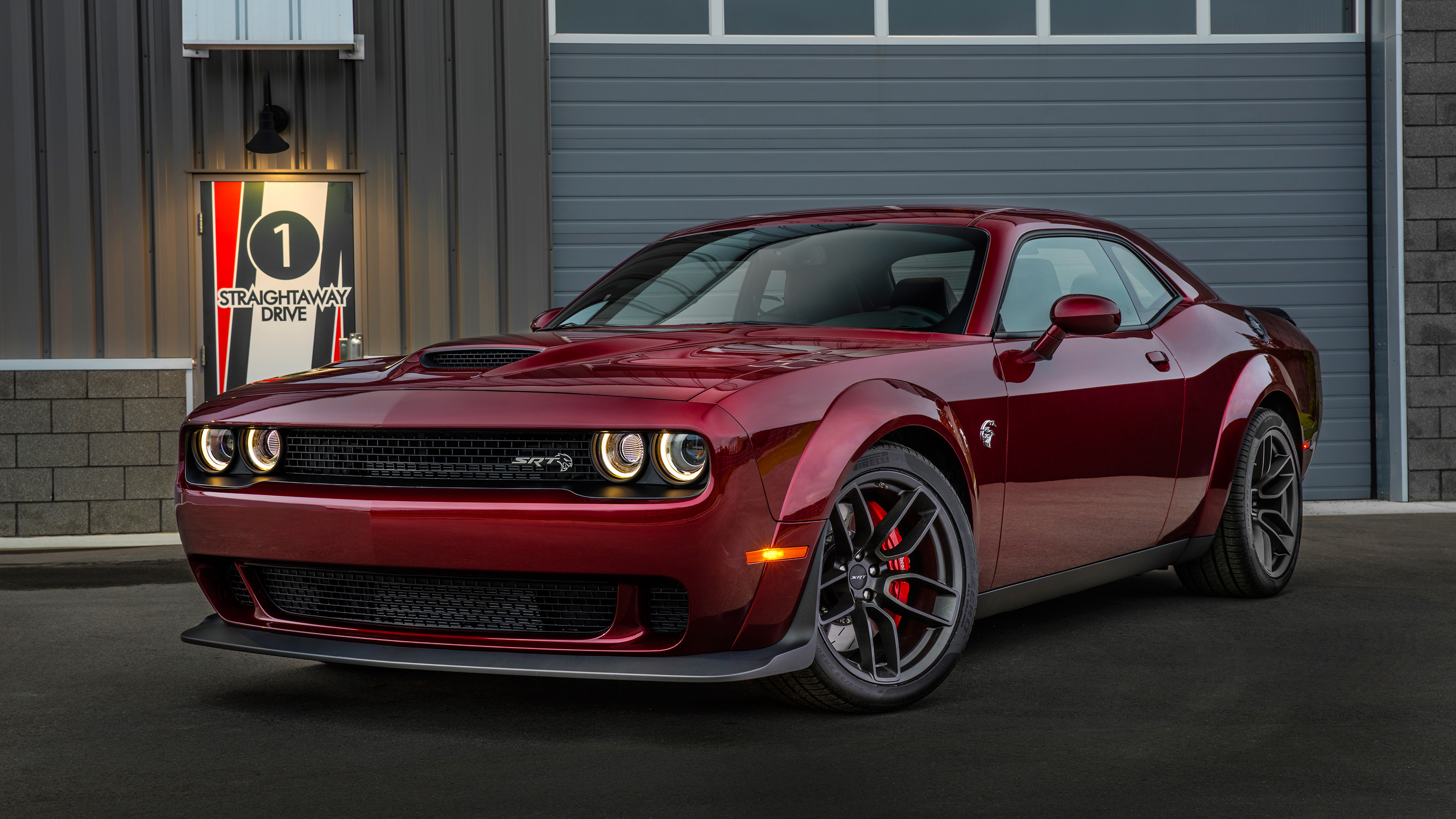 2018 Dodge Challenger Srt Hellcat Widebody Hd Wallpaper