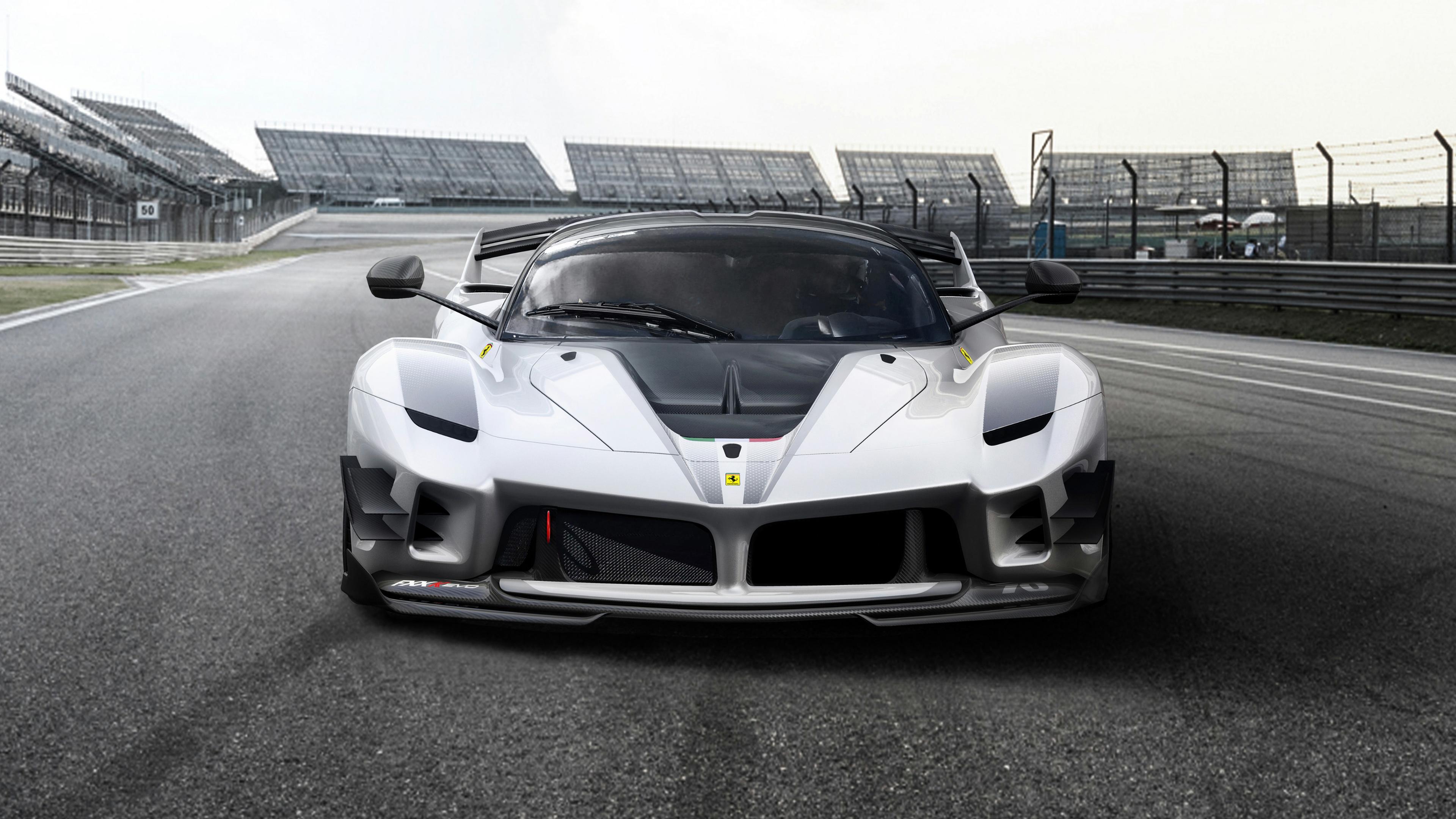 2018 Ferrari Fxx K Evo 4k 4 Wallpaper Hd Car Wallpapers Id 8960