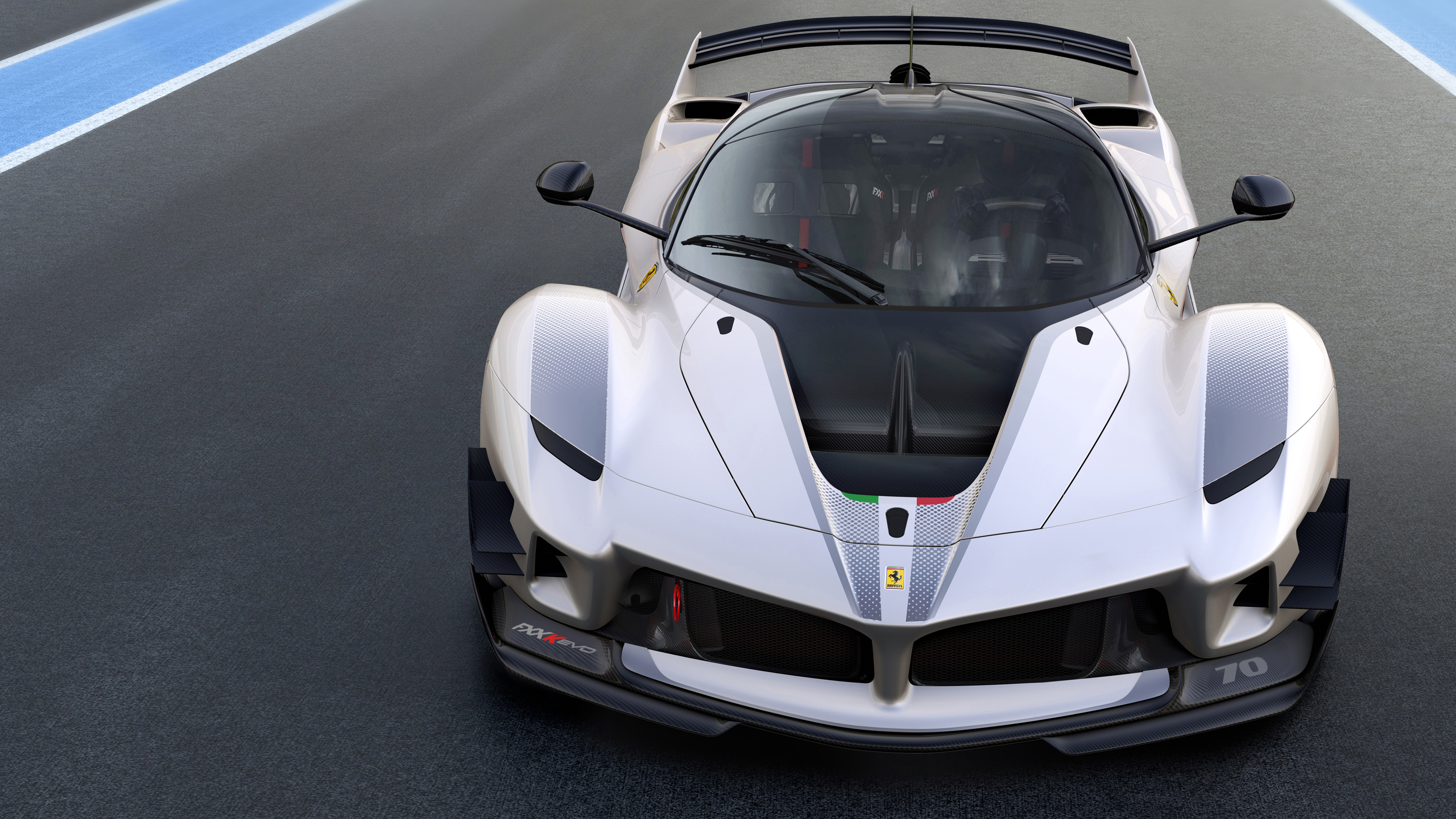 2018 ferrari fxx k evo 4k 4 wallpaper hd car wallpapers id 8960. Black Bedroom Furniture Sets. Home Design Ideas