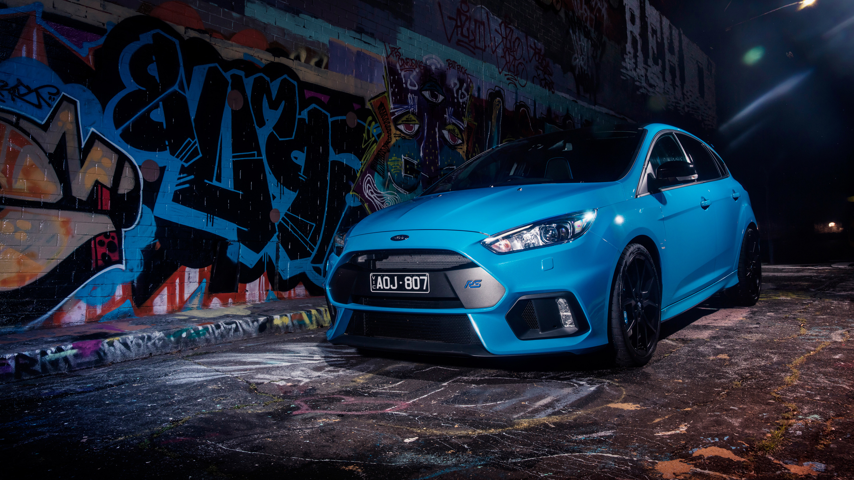 2018 Ford Focus Rs Limited Edition Wallpaper Hd Car Wallpapers