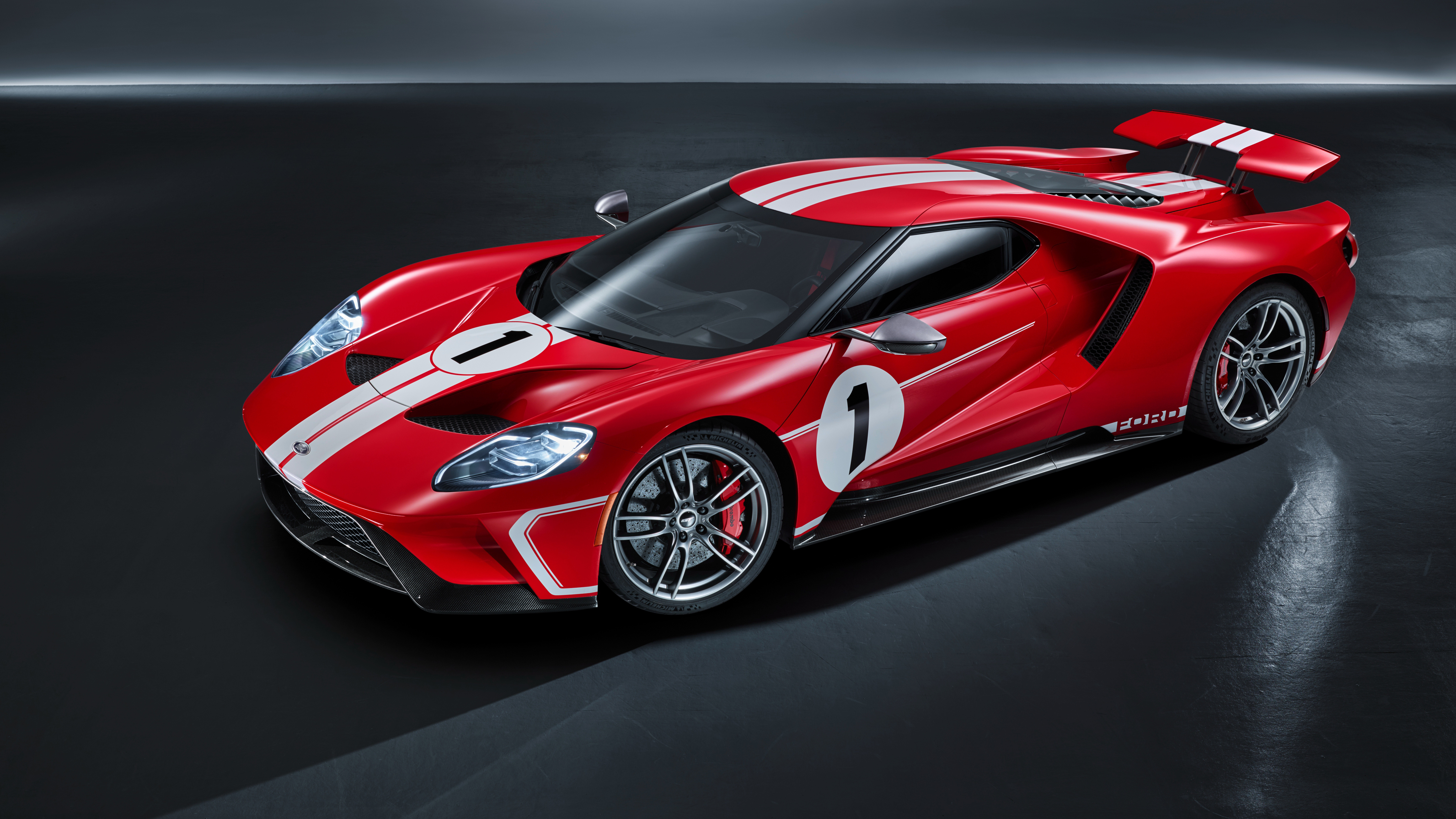 2018 ford gt 67 heritage edition 4k 4 wallpaper | hd car wallpapers