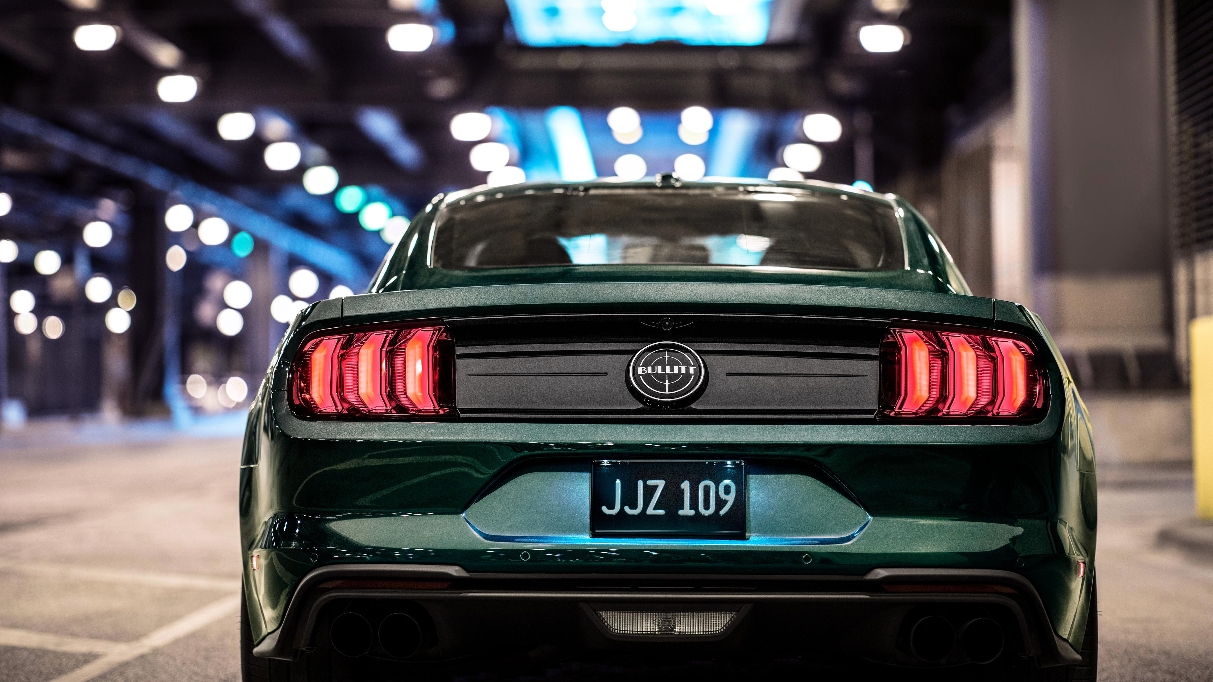 2018 Ford Mustang Bullitt 4K 2 Wallpaper | HD Car Wallpapers | ID #10082