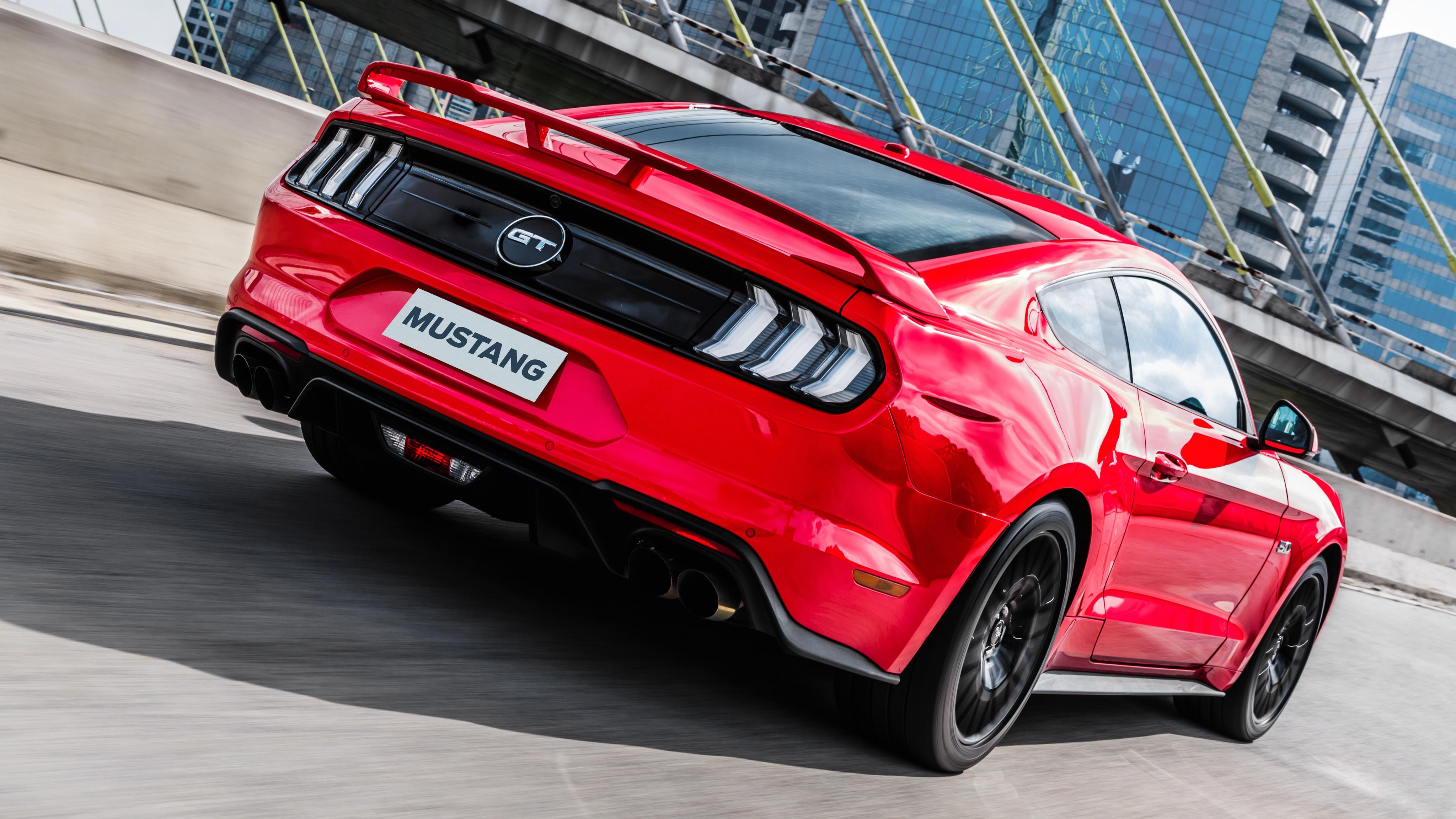 2018 Ford Mustang GT Fastback 4K 11 Wallpaper | HD Car ...