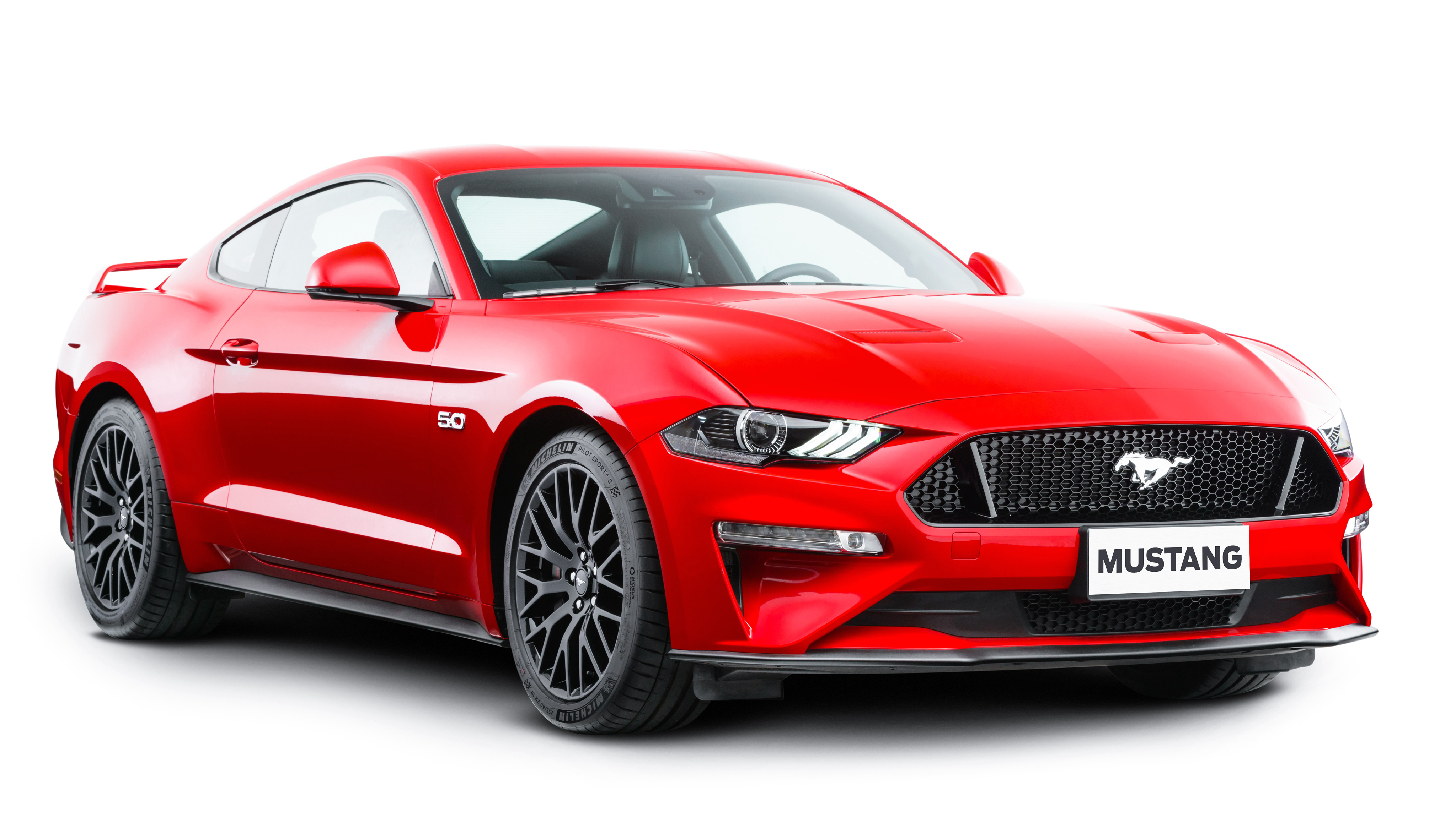 2018 ford mustang gt fastback 4k 9 wallpaper hd car