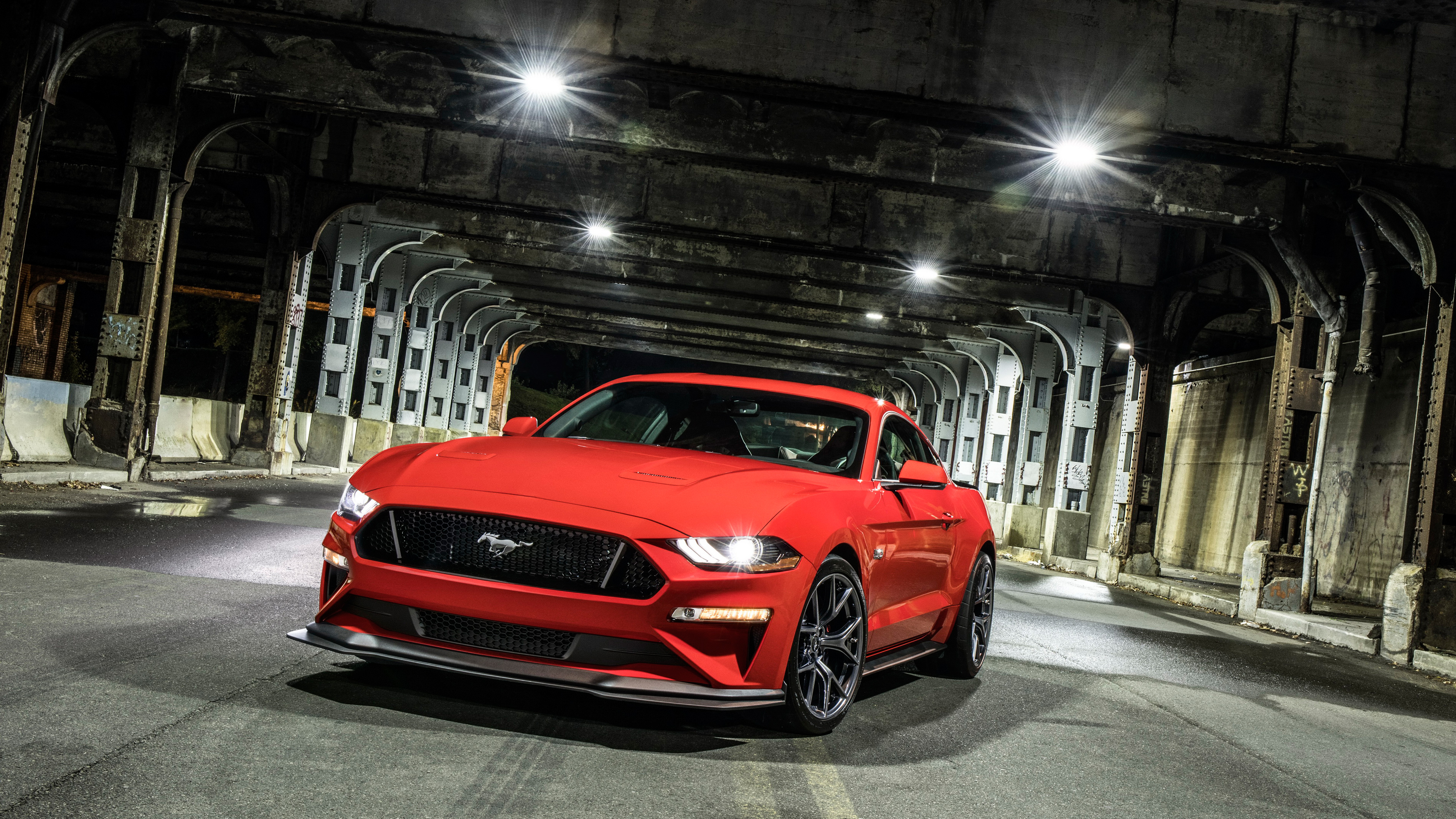 2018 Ford Mustang Gt Level 2 Performance Pack 4k 6