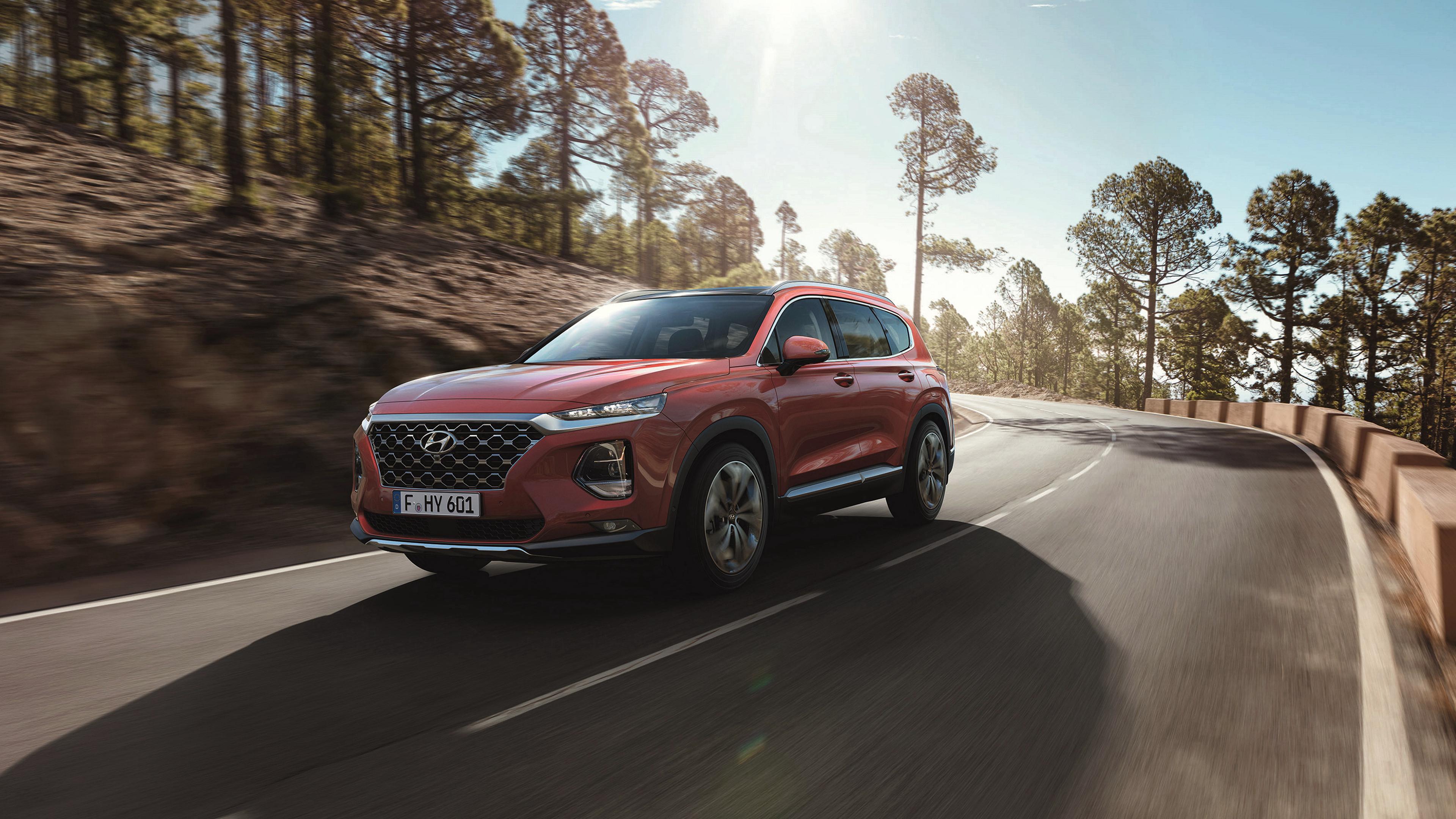 Image result for Hyundai Santa Fe wallpaper