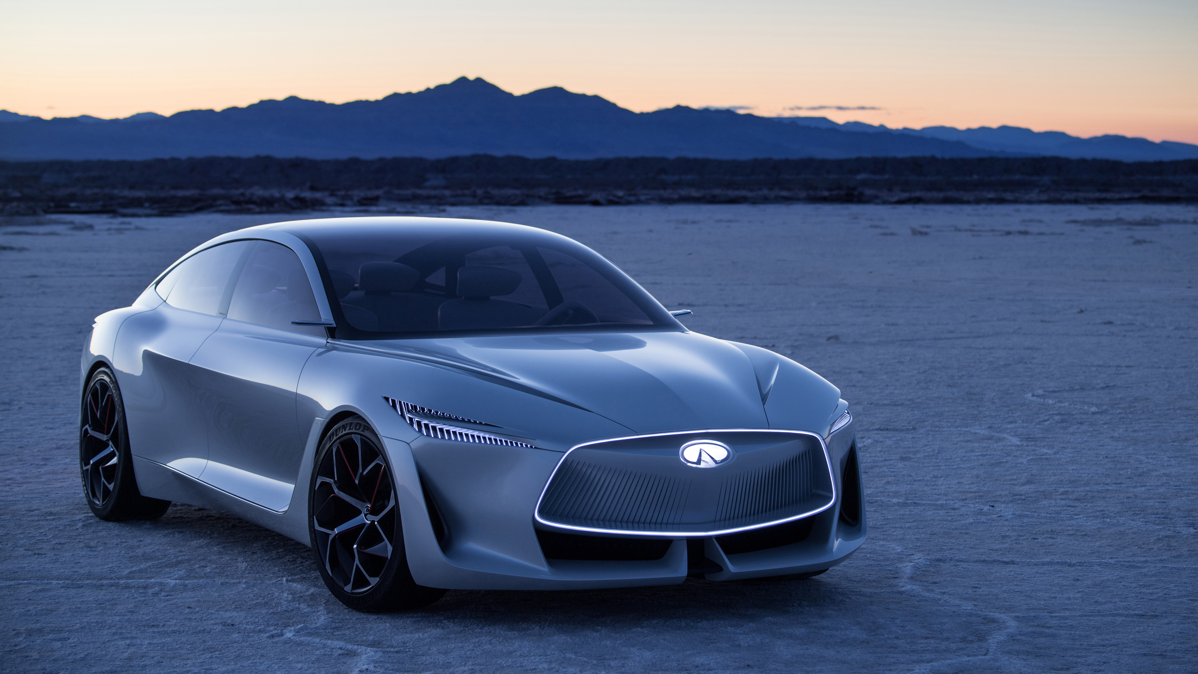 2018 Infiniti Q Inspiration Concept 4K 6 Wallpaper