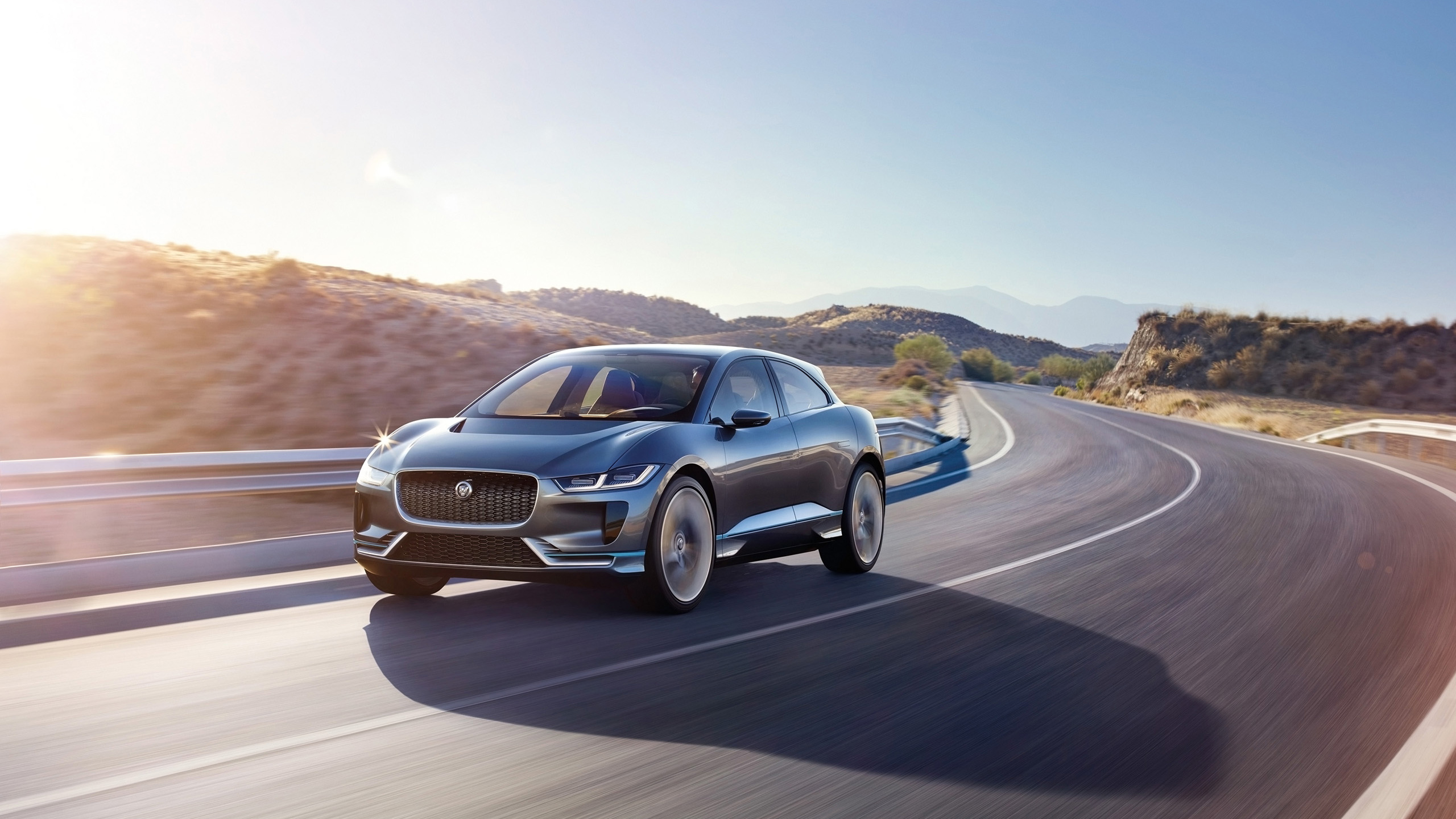 2018 Jaguar I Pace Concept Wallpaper