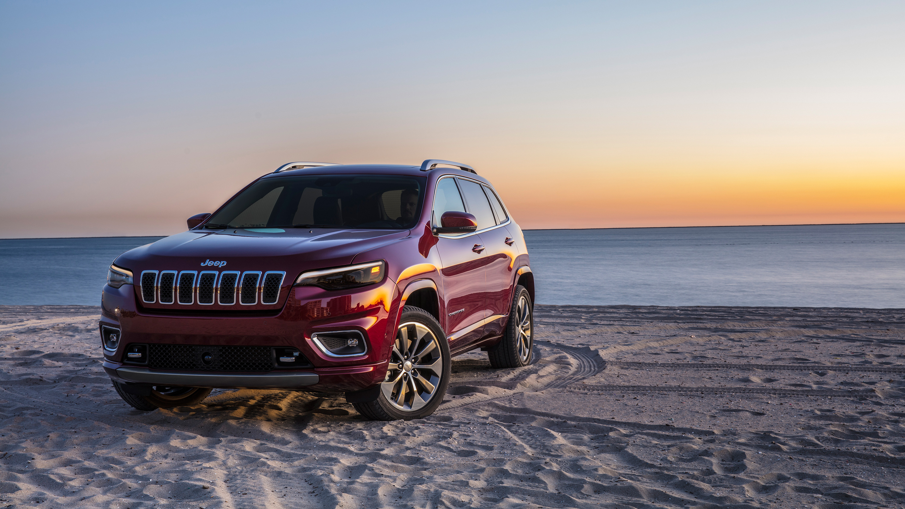 2018 jeep cherokee overland wallpaper hd car wallpapers. Black Bedroom Furniture Sets. Home Design Ideas
