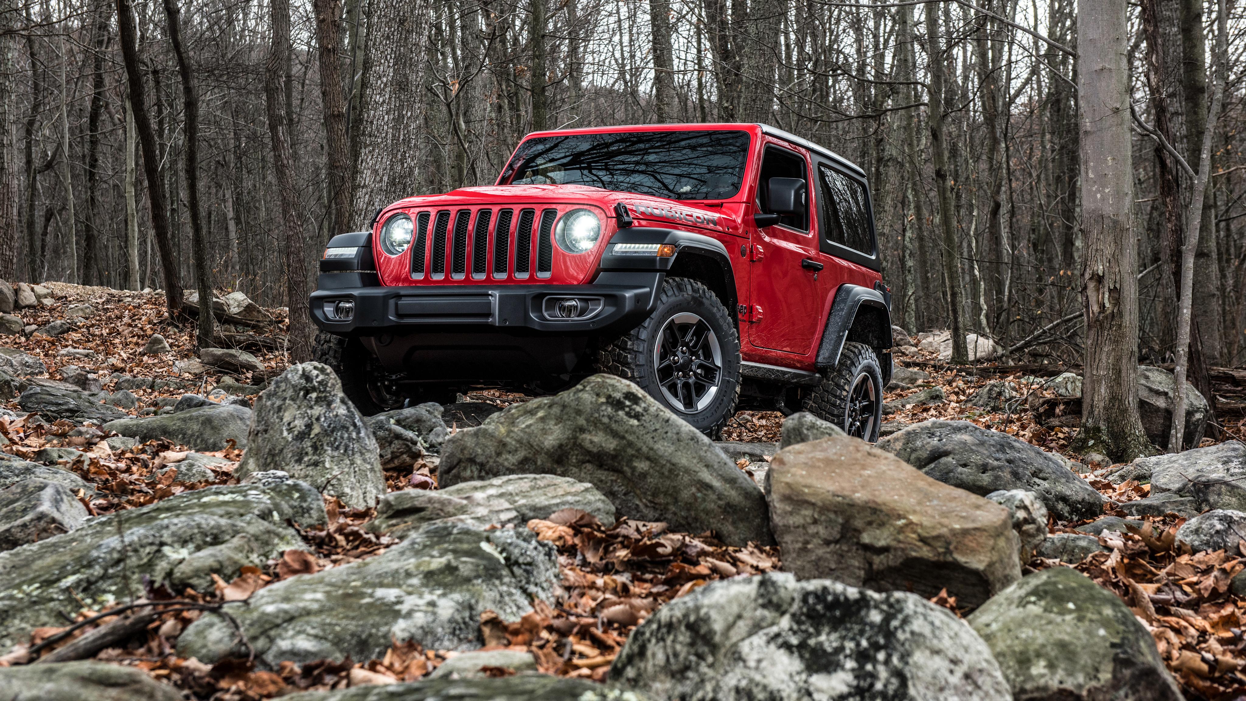 Jeep Renegade Trailhawk For Sale >> 2018 Jeep Wrangler Rubicon 4K Wallpaper | HD Car ...