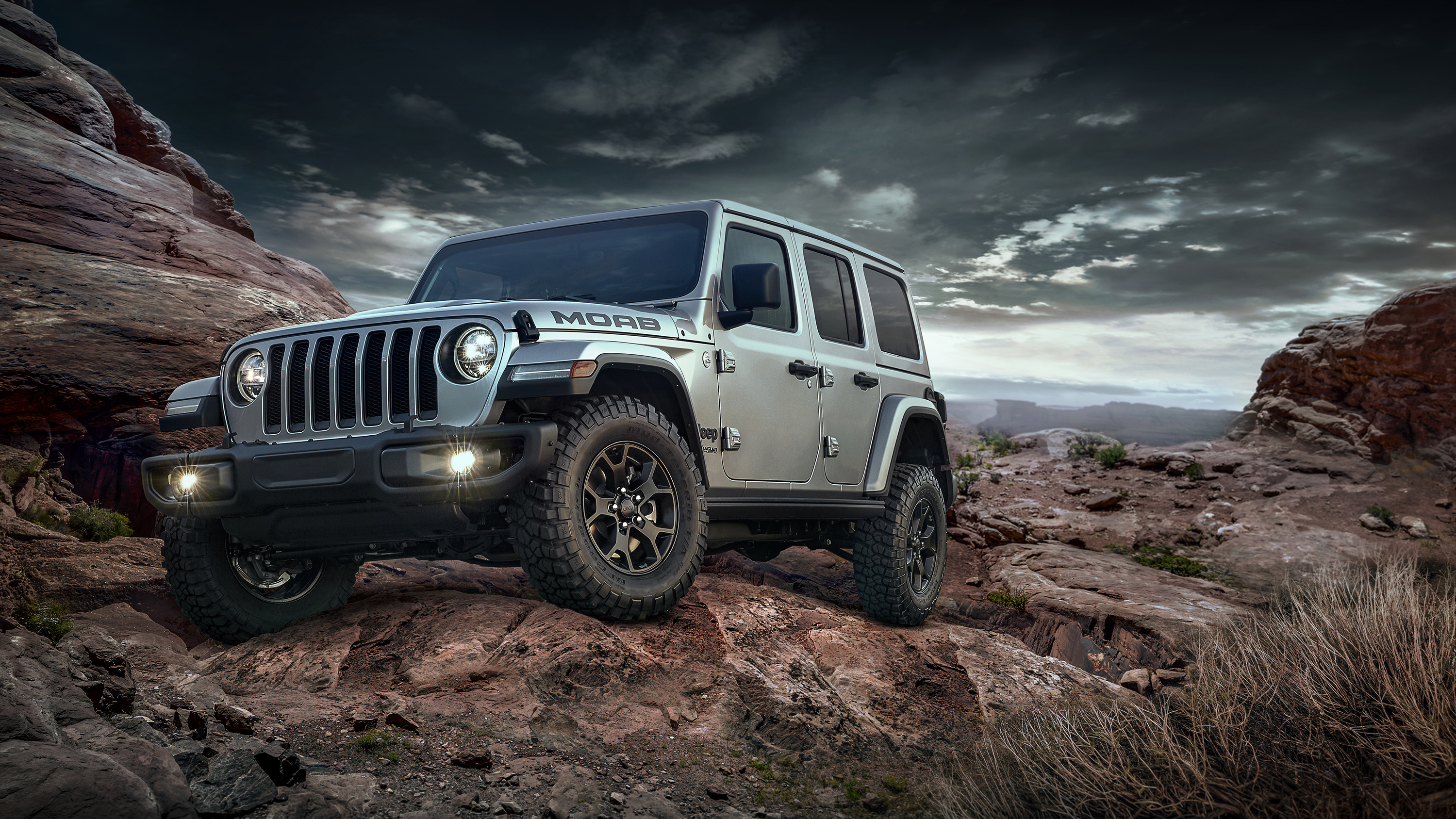 2018 jeep wrangler unlimited moab edition wallpaper