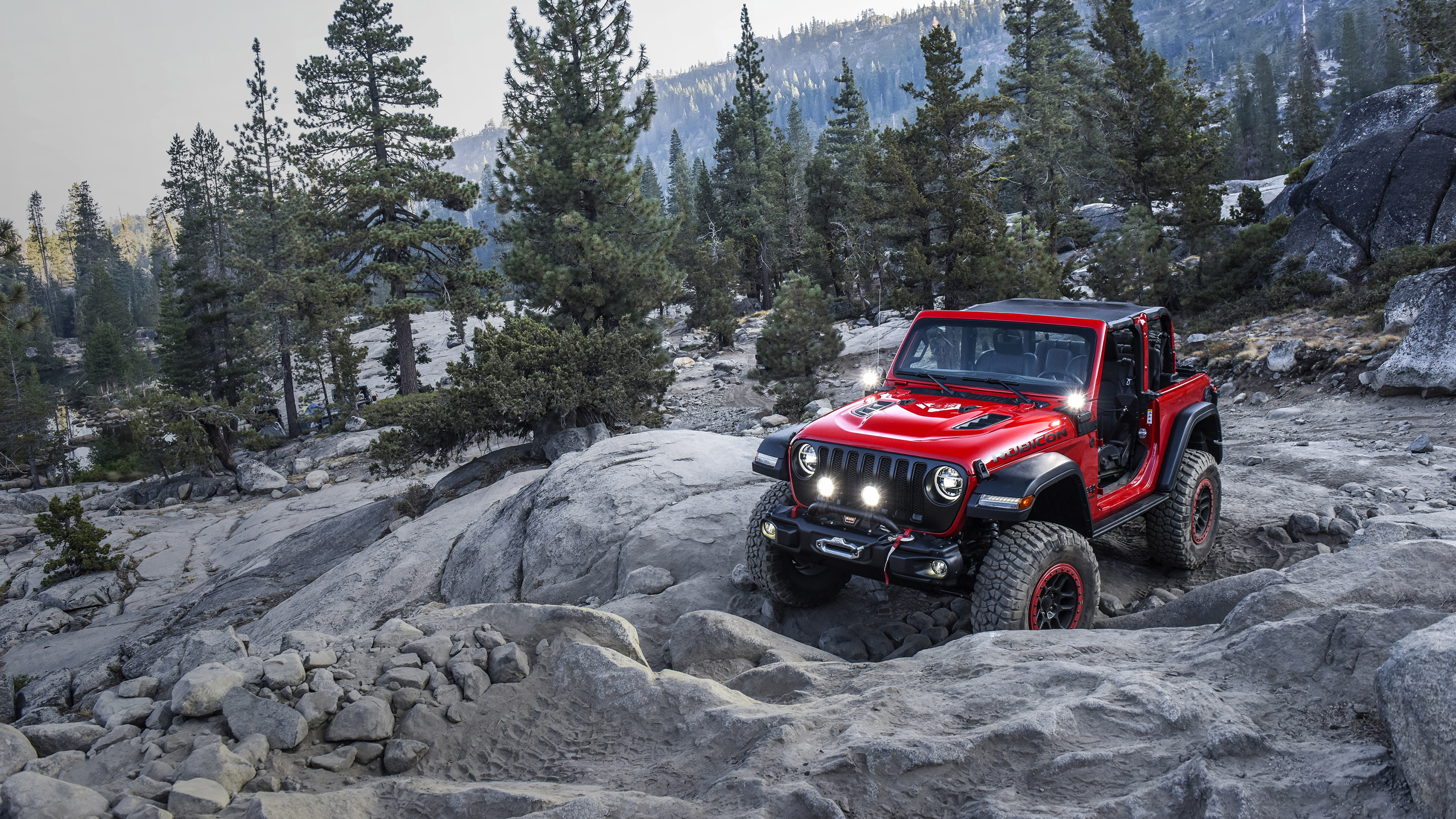 Jeep Performance Parts >> 2018 Jeep Wrangler With Mopar Jeep Performance Parts