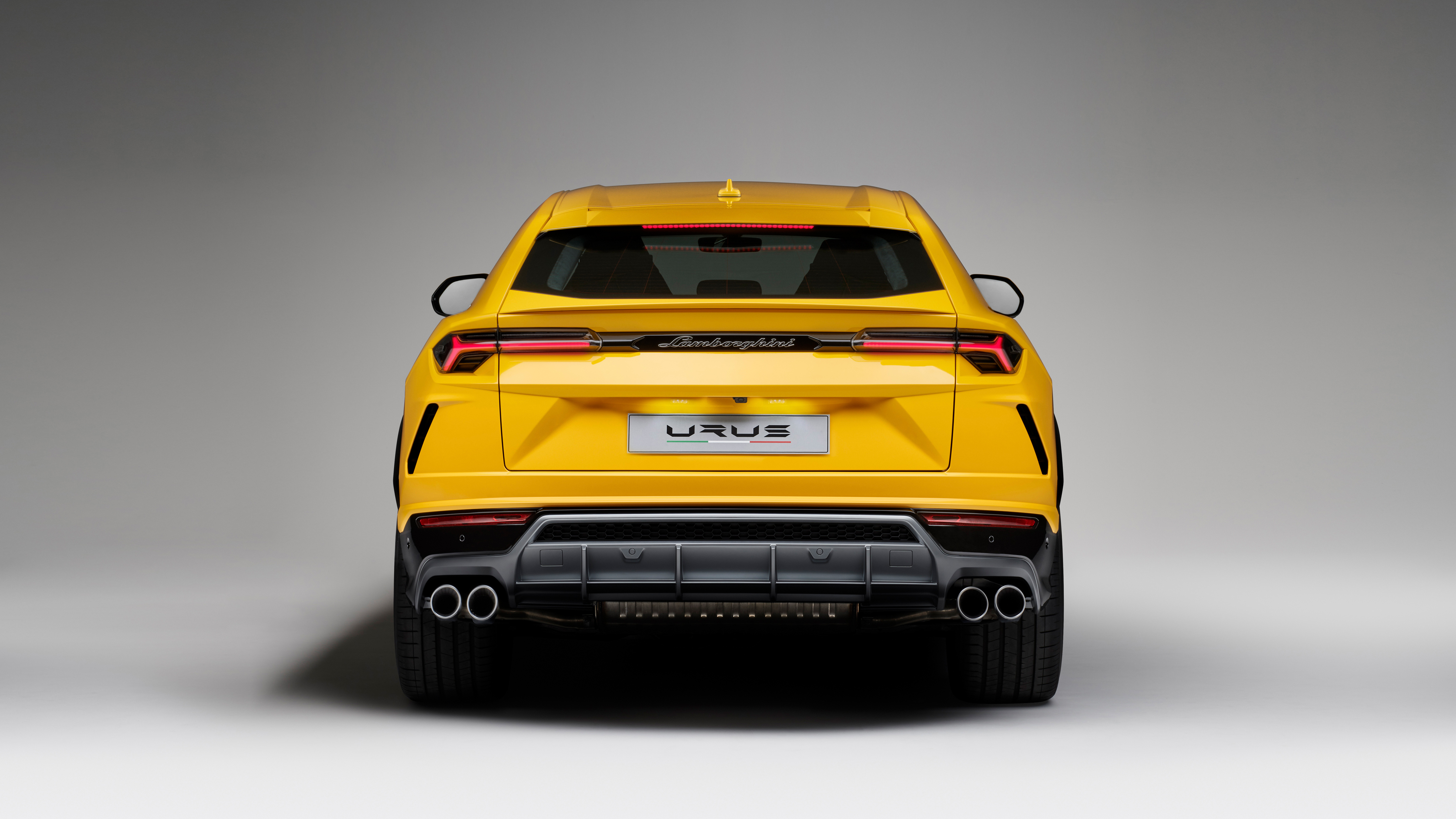 2018 Lamborghini Urus 4k 3 Wallpaper Hd Car Wallpapers Id 9224