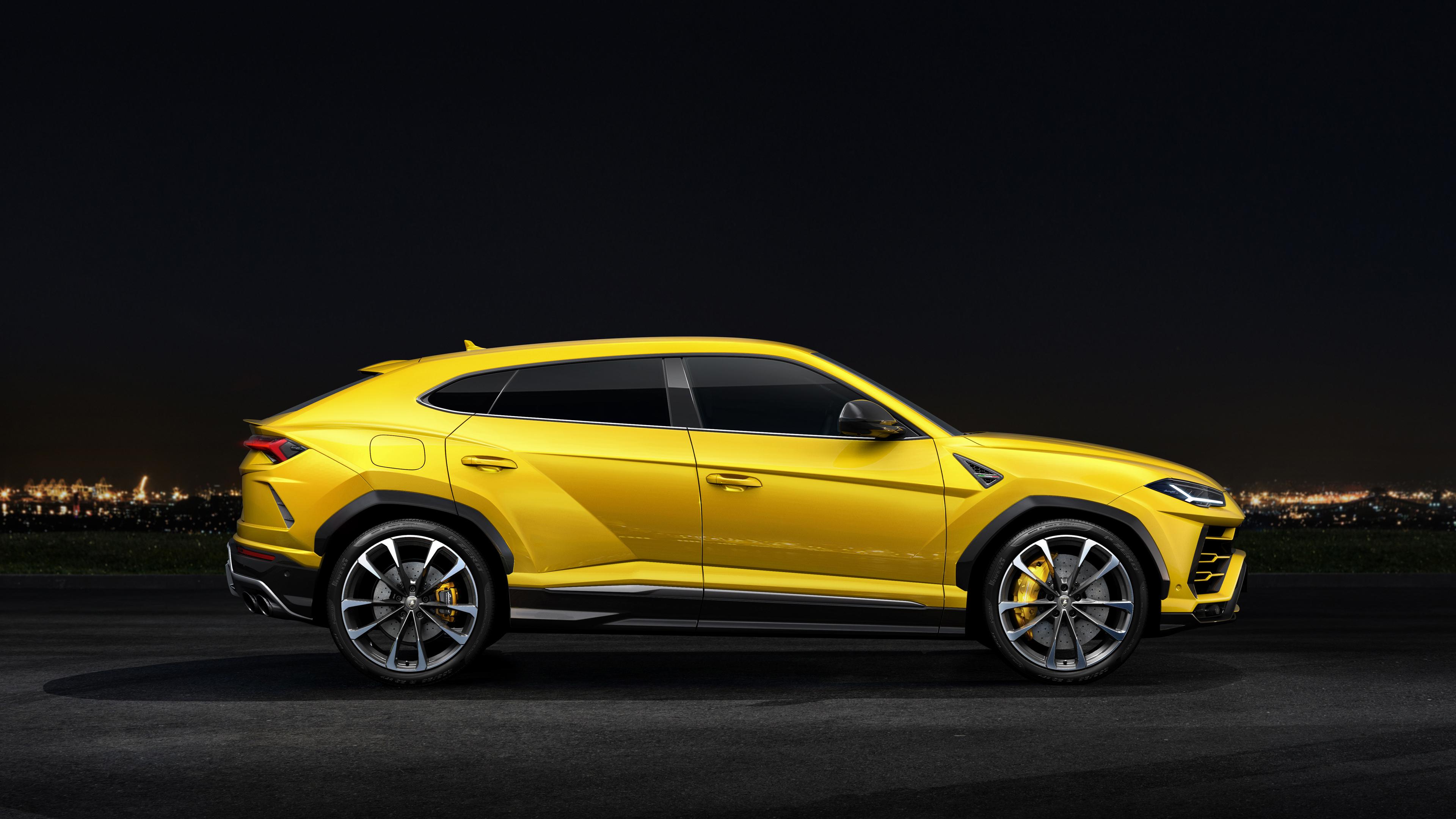 2018 Lamborghini Urus 4k 5 Wallpaper Hd Car Wallpapers Id 9214