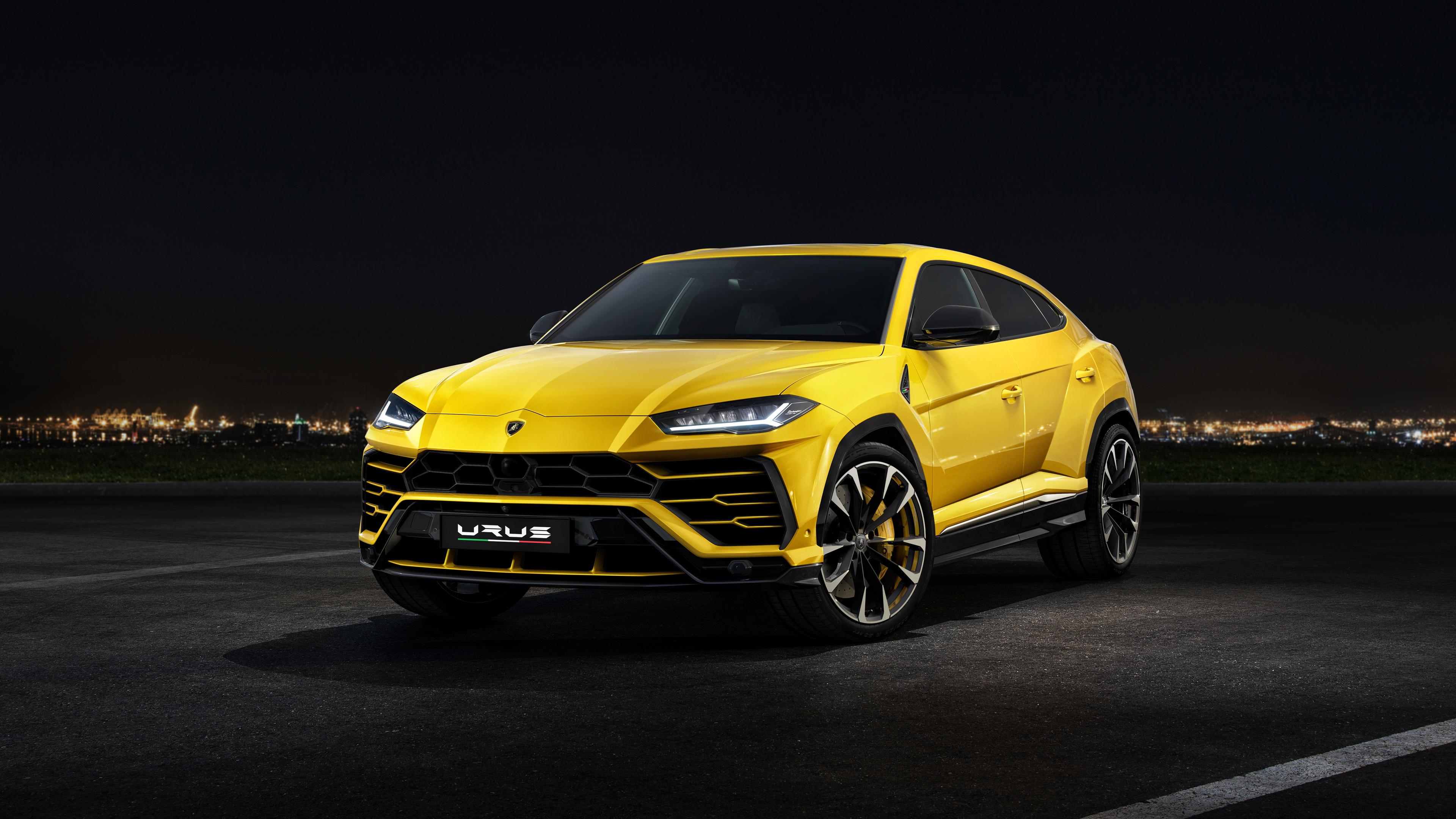 2018 Lamborghini Urus 4k 7 Wallpaper Hd Car Wallpapers Id 9217