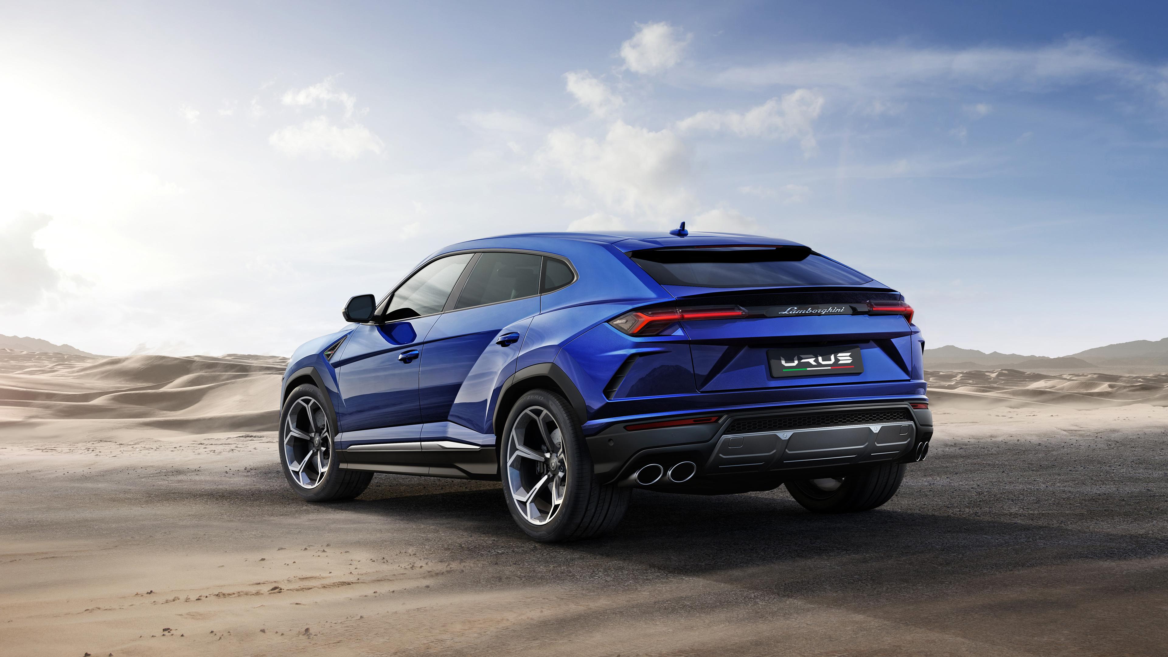 2018 Lamborghini Urus Off Road 4K 2 Wallpaper | HD Car Wallpapers ...