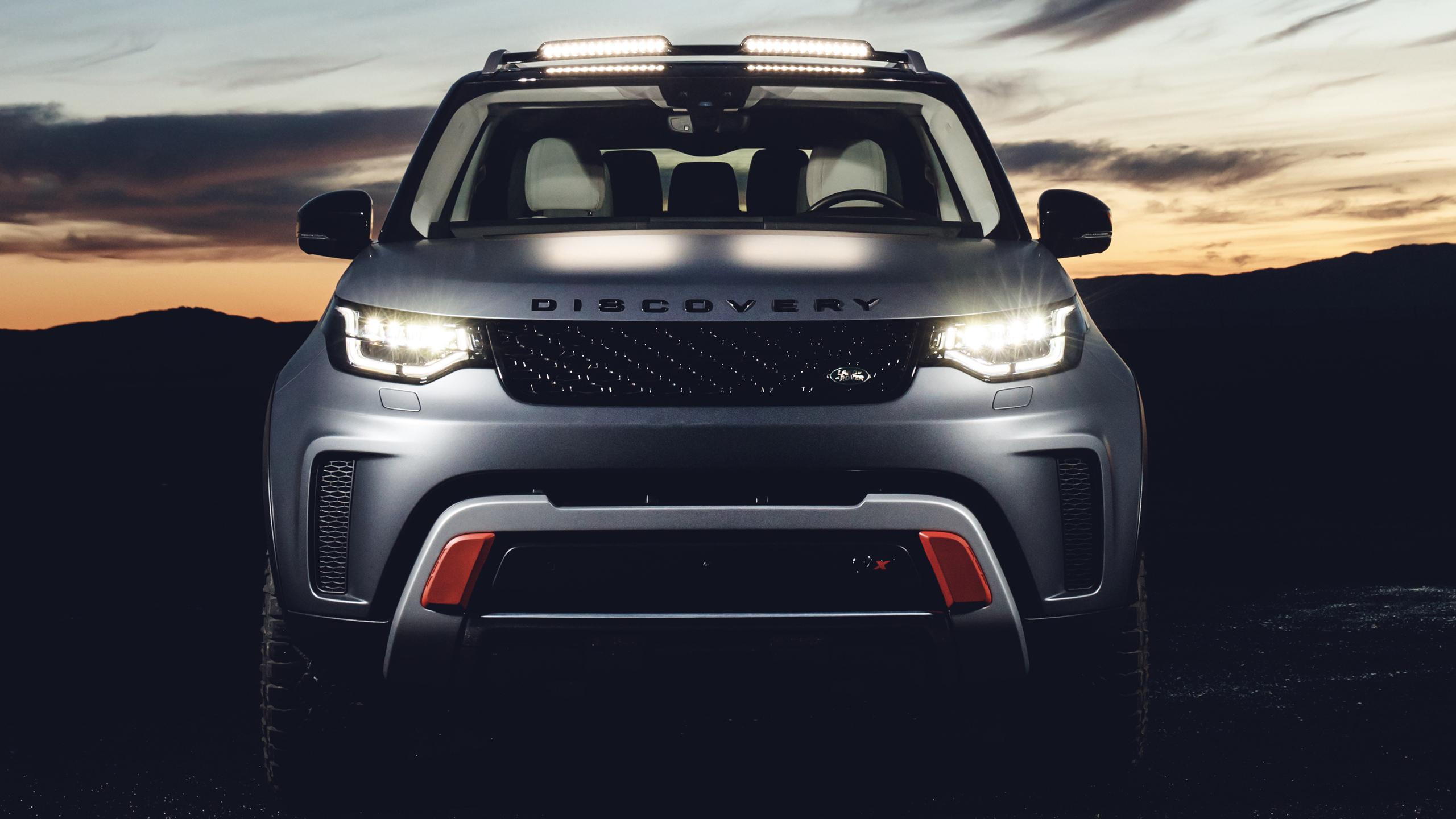 2018 Land Rover Discovery SVX Wallpaper | HD Car ...