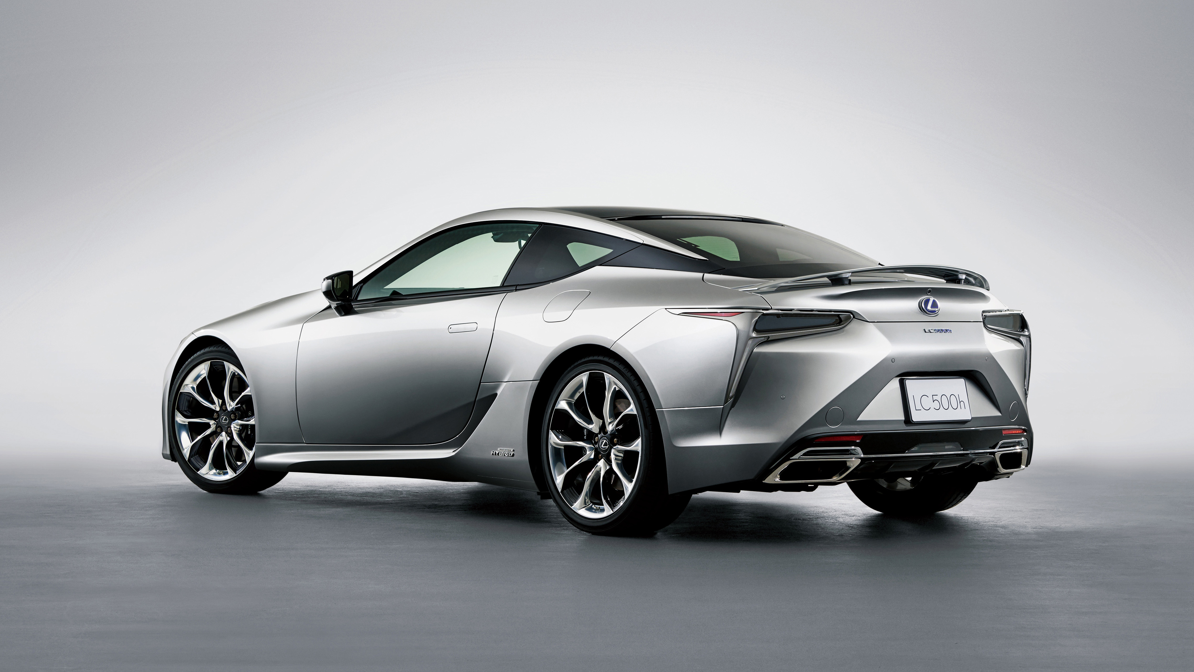 2018 Lexus LC500h Hybrid Coupe 4K 2 Wallpaper | HD Car Wallpapers