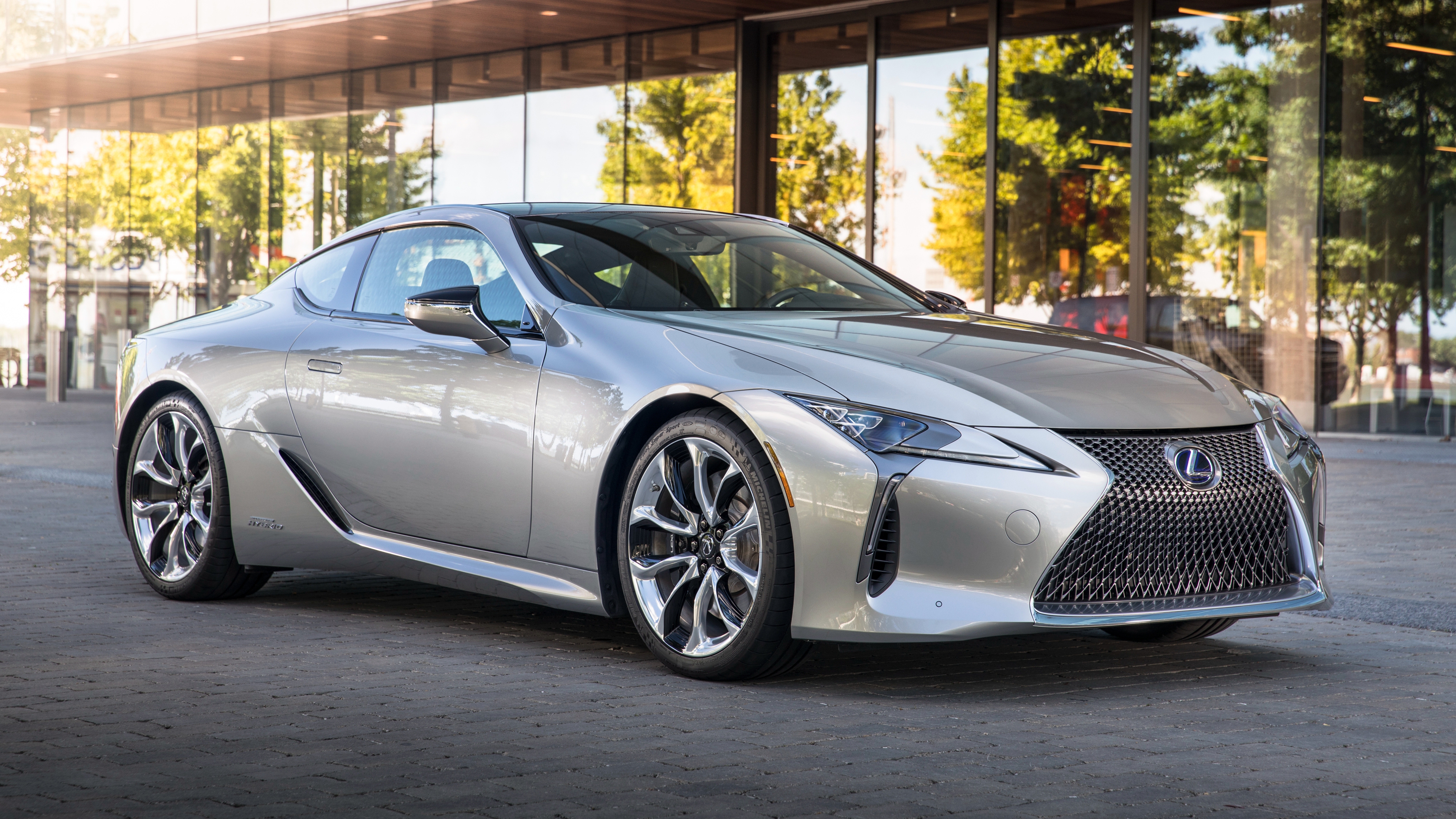 2018 Lexus LC 500h 4K 2 Wallpaper | HD Car Wallpapers | ID ...