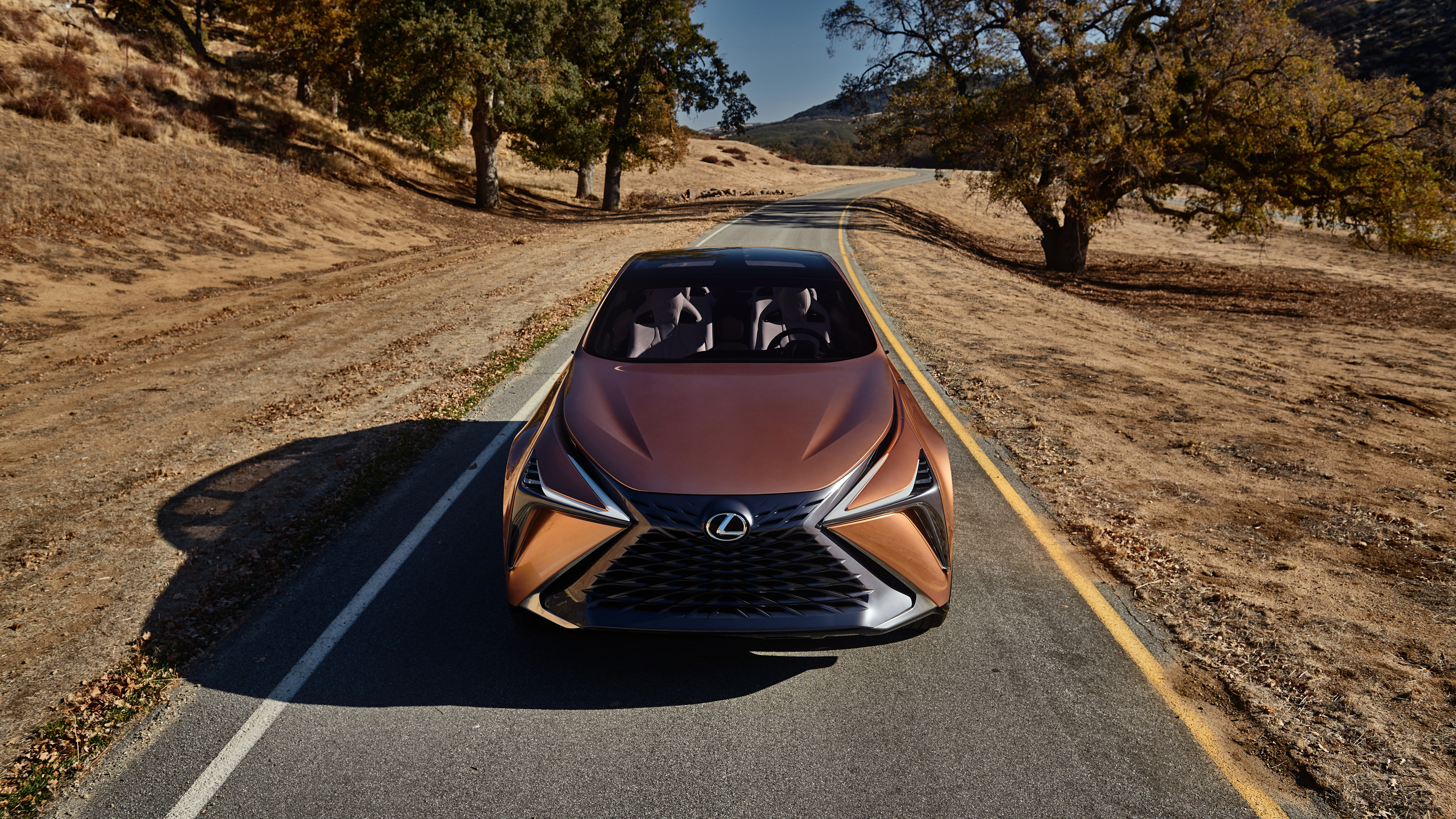 2018 Lexus Lf 1 Limitless 4k 10 Wallpapers