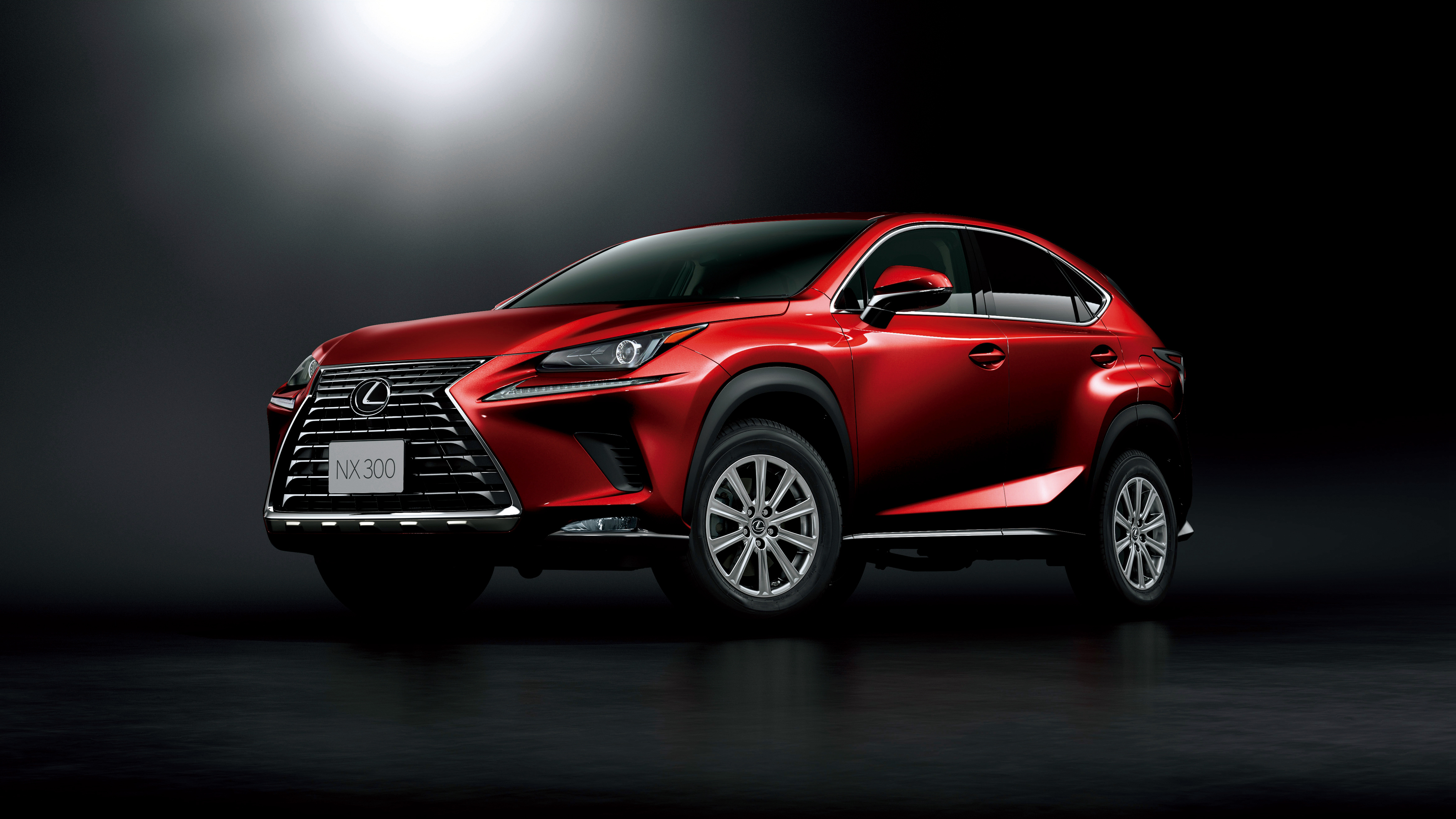 2018 Lexus Nx 300 4k Wallpaper Hd Car Wallpapers