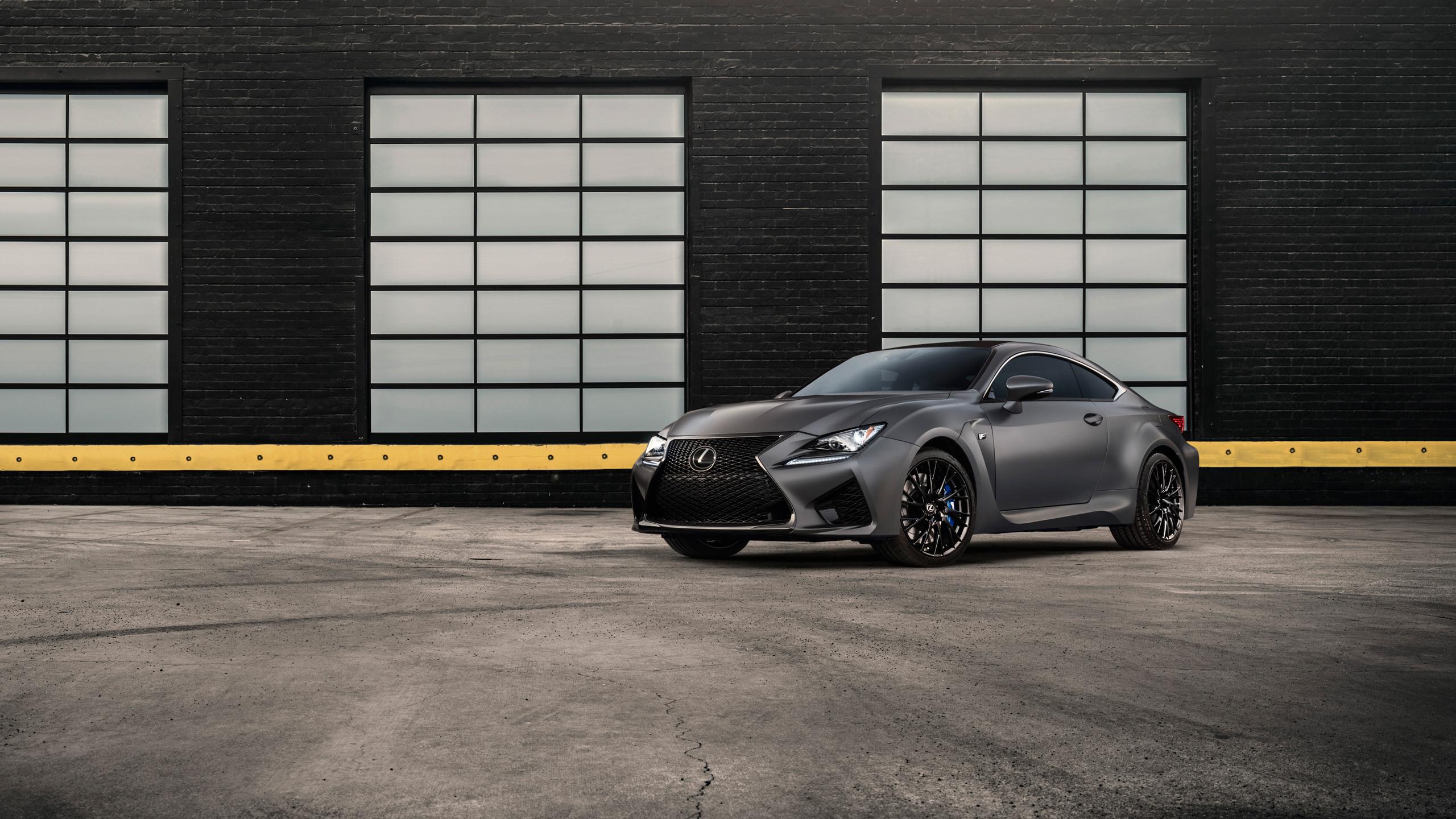 Lexus rc f wallpaper