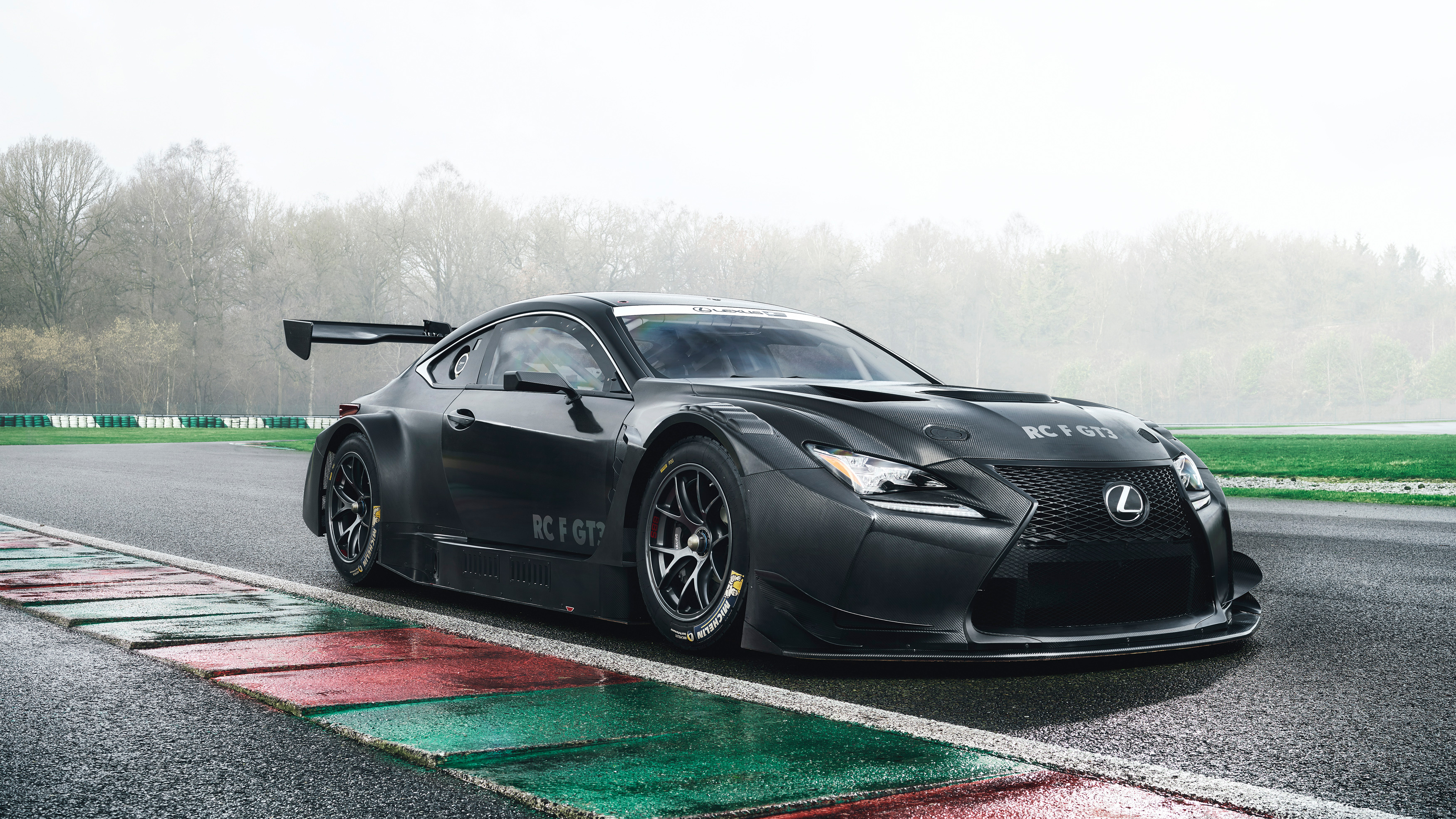 2018 Lexus RC F GT3 6 Wallpaper | HD Car Wallpapers | ID #7566