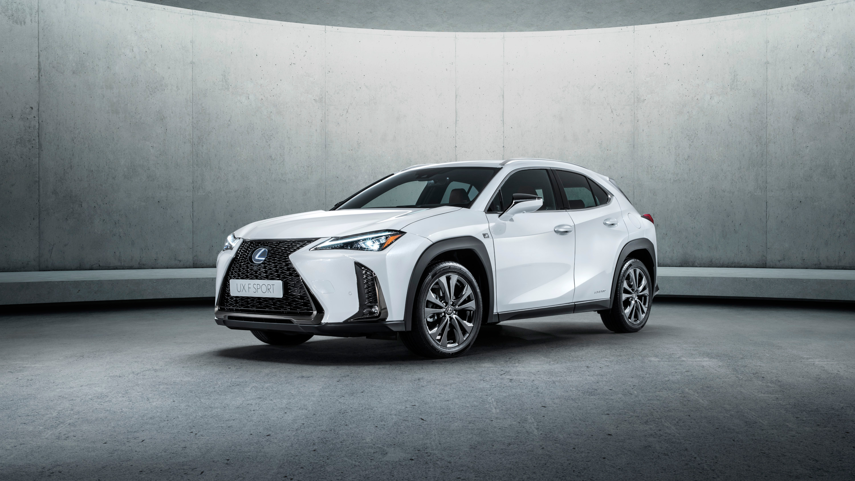 2018 lexus ux 250h f sport 2 wallpaper hd car wallpapers id 9815. Black Bedroom Furniture Sets. Home Design Ideas