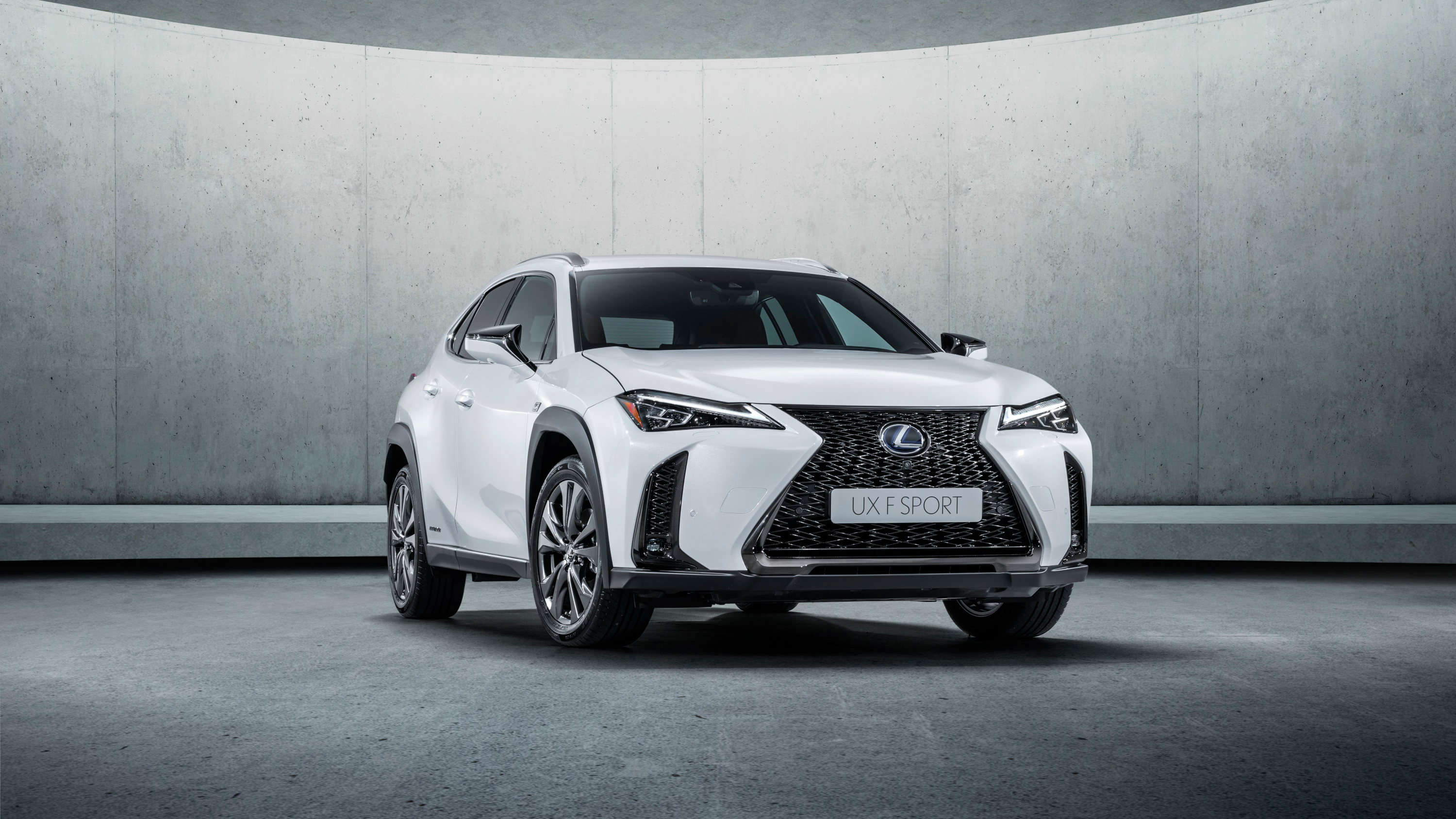 2018 lexus ux 250h f sport 3 wallpaper | hd car wallpapers