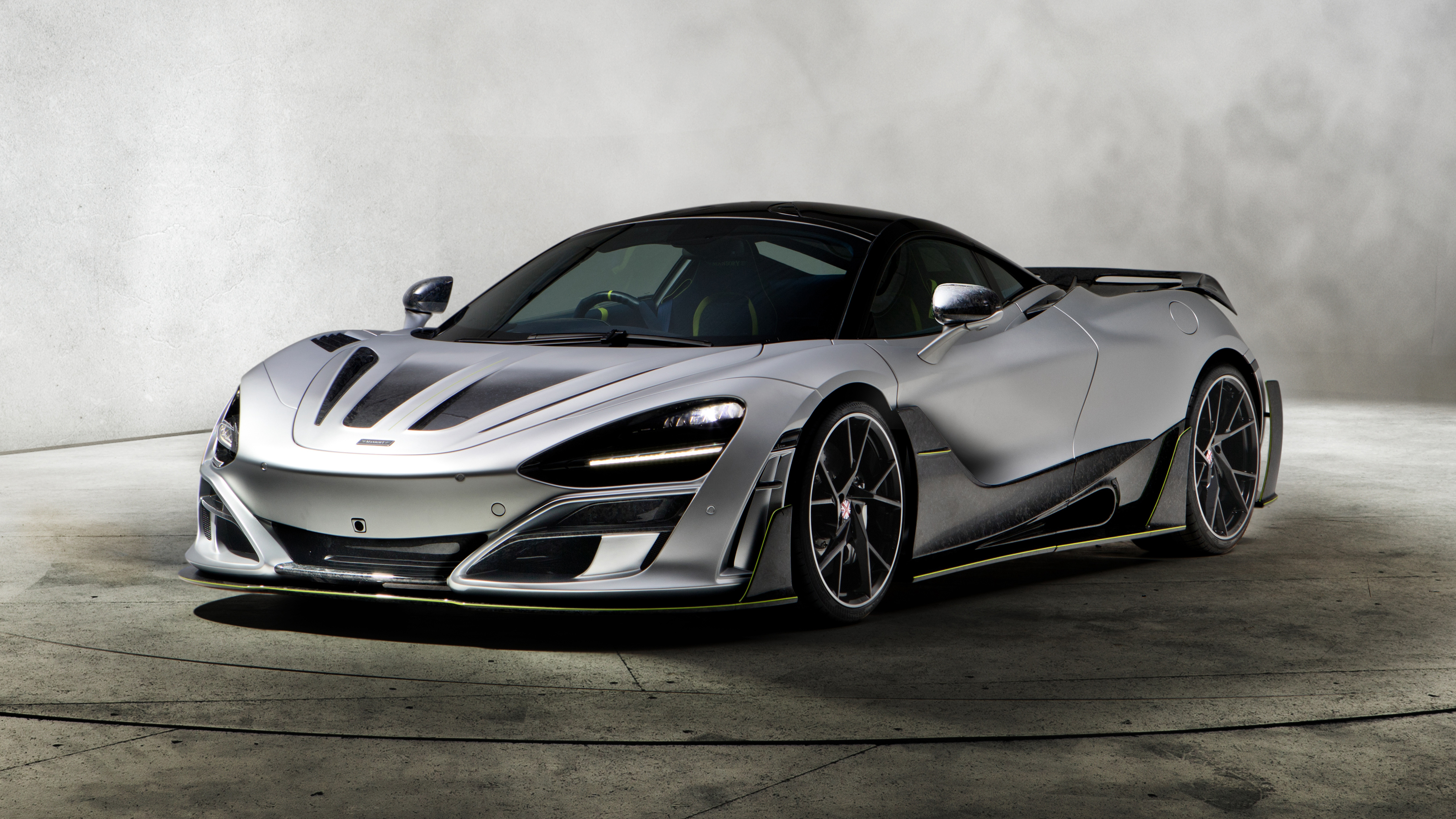 2018 Mansory Mclaren 720s First Edition 4k Wallpaper Hd