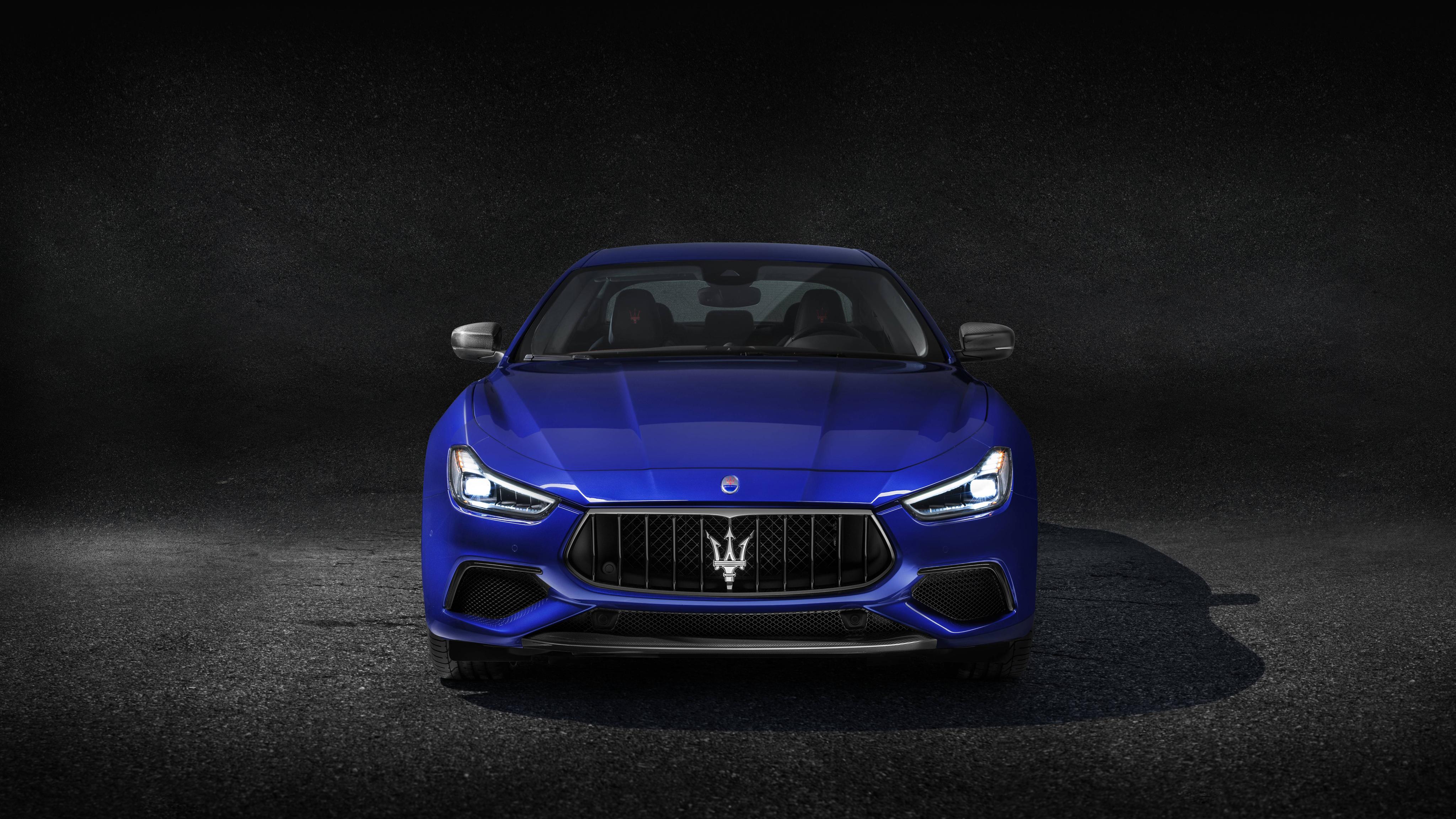 2018 Maserati Ghibli Gransport 4k Wallpaper Hd Car Wallpapers