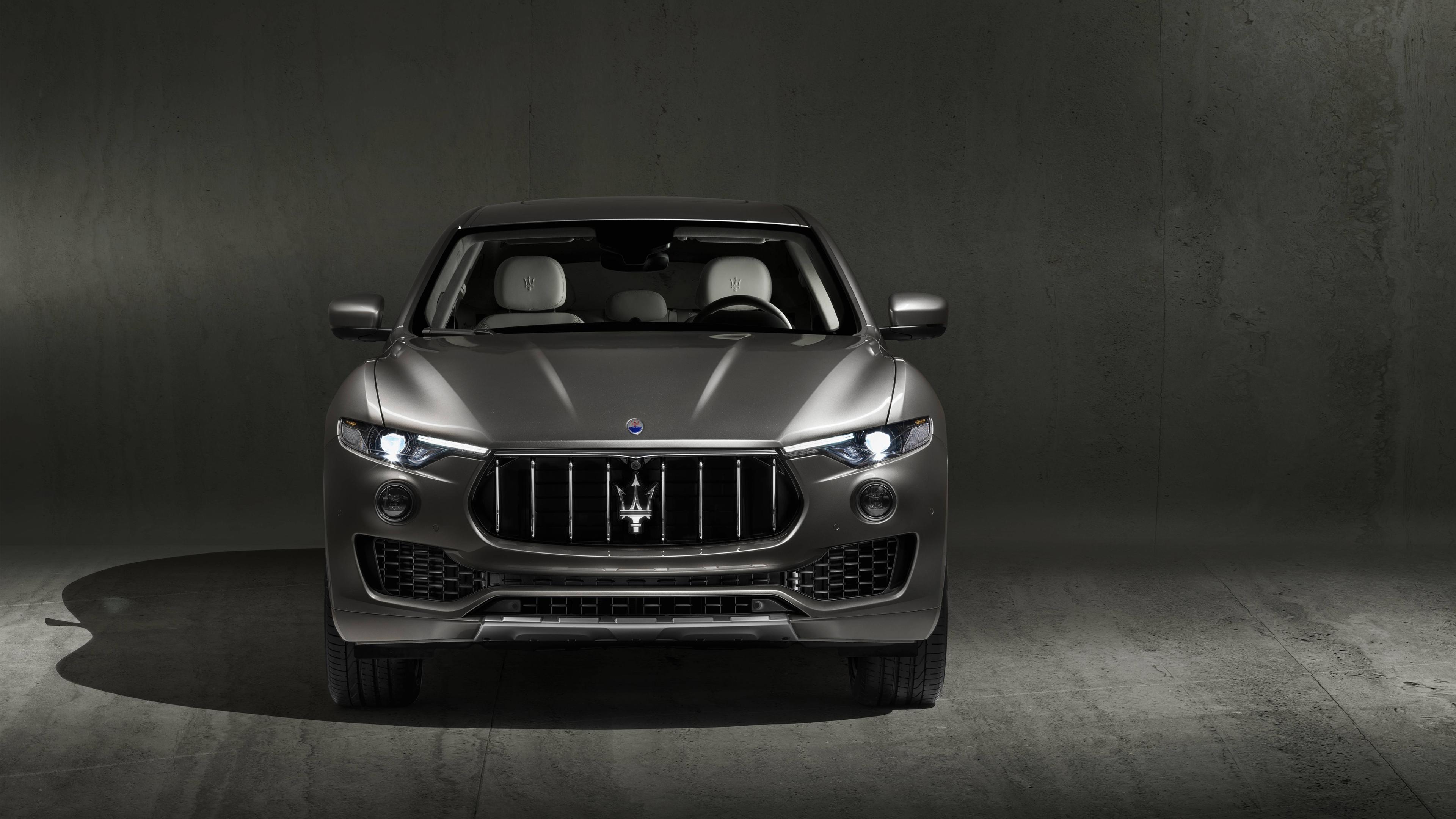 2018 Maserati Levante S Q4 Granlusso 4K Wallpaper | HD Car ...