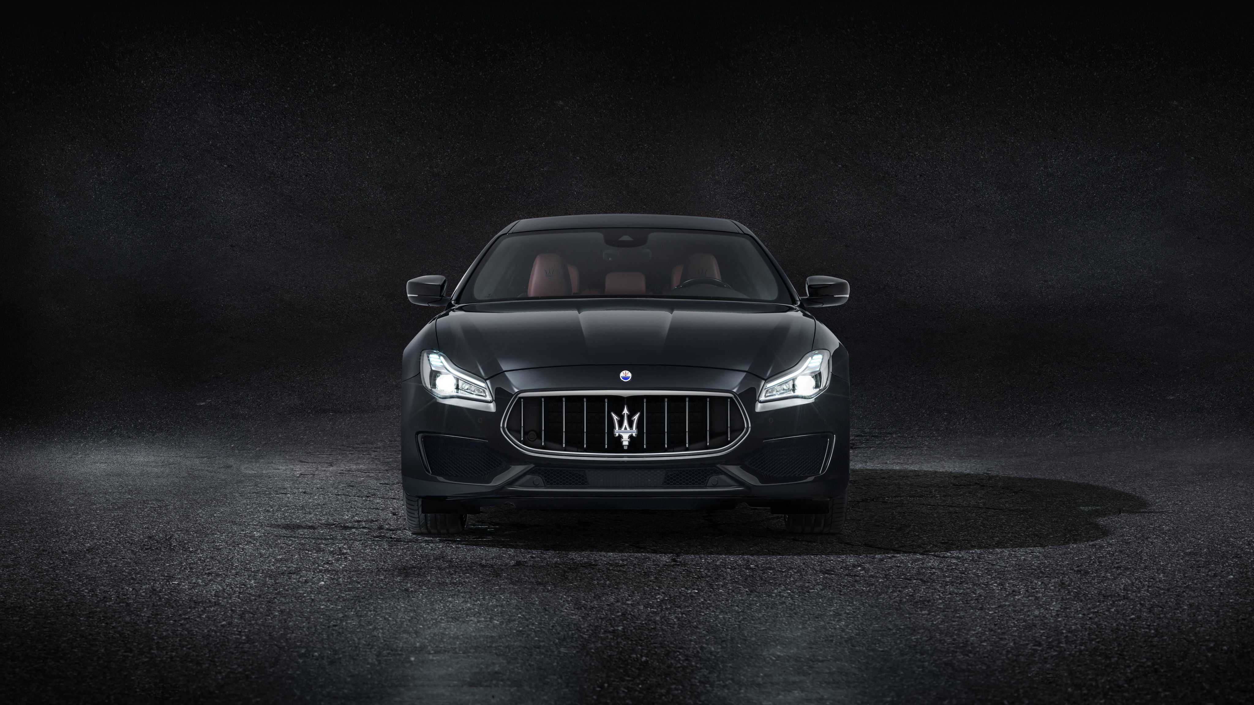 2018 Maserati Quattroporte S Q4 Granlusso 4K