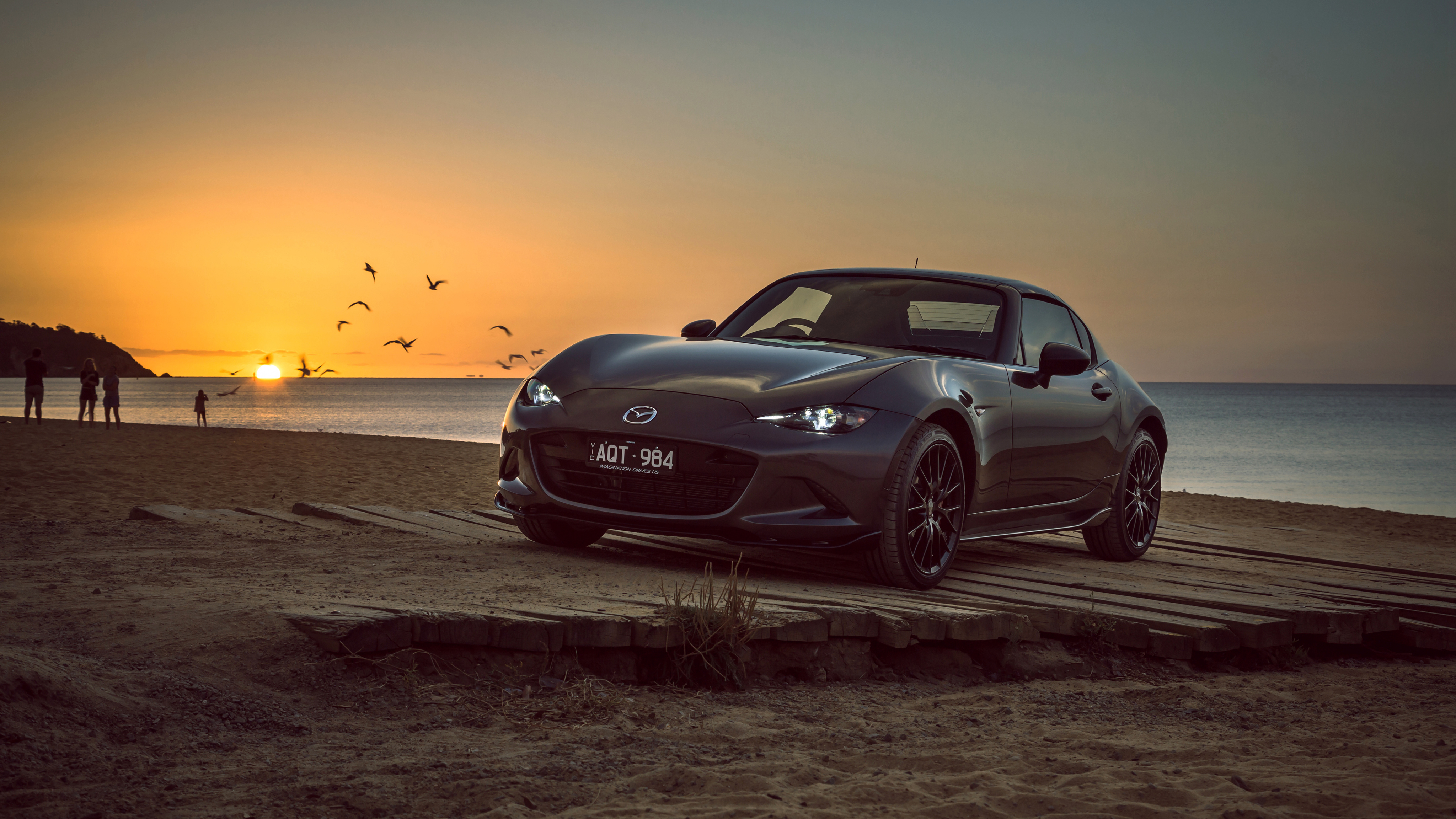 2018 Mazda Mx 5 Rf Limited Edition 4k Wallpaper Hd Car Wallpapers