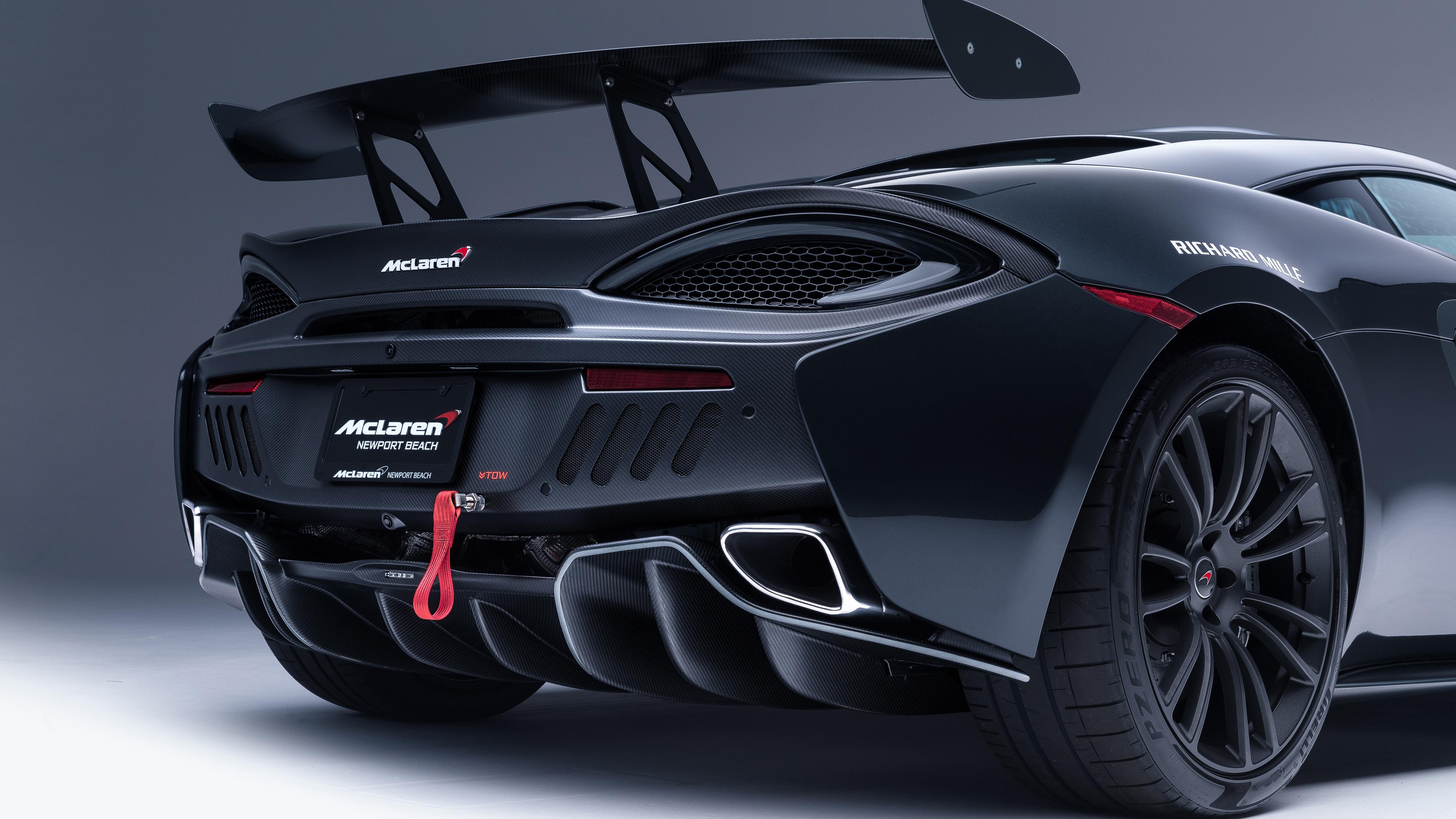 2018 McLaren MSO 10 Grey Black 5K 4 Wallpaper | HD Car ...