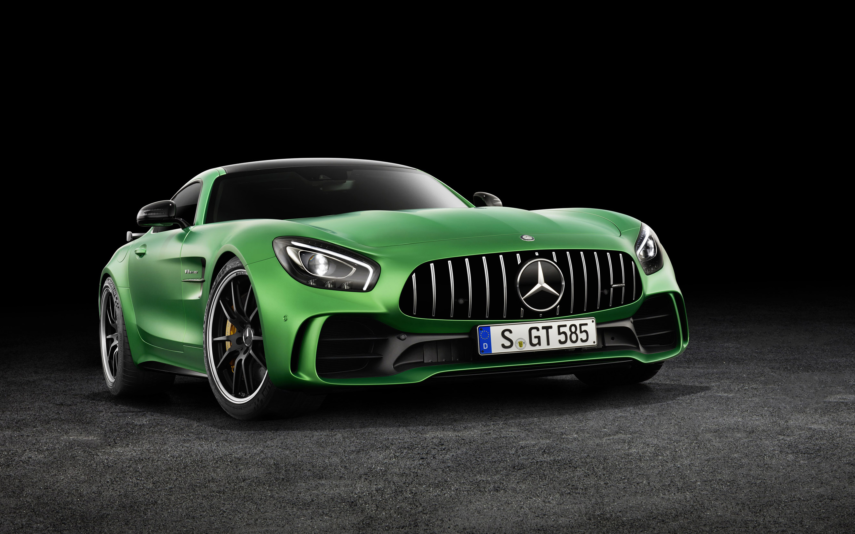 Perfect Tags: Mercedes 2018