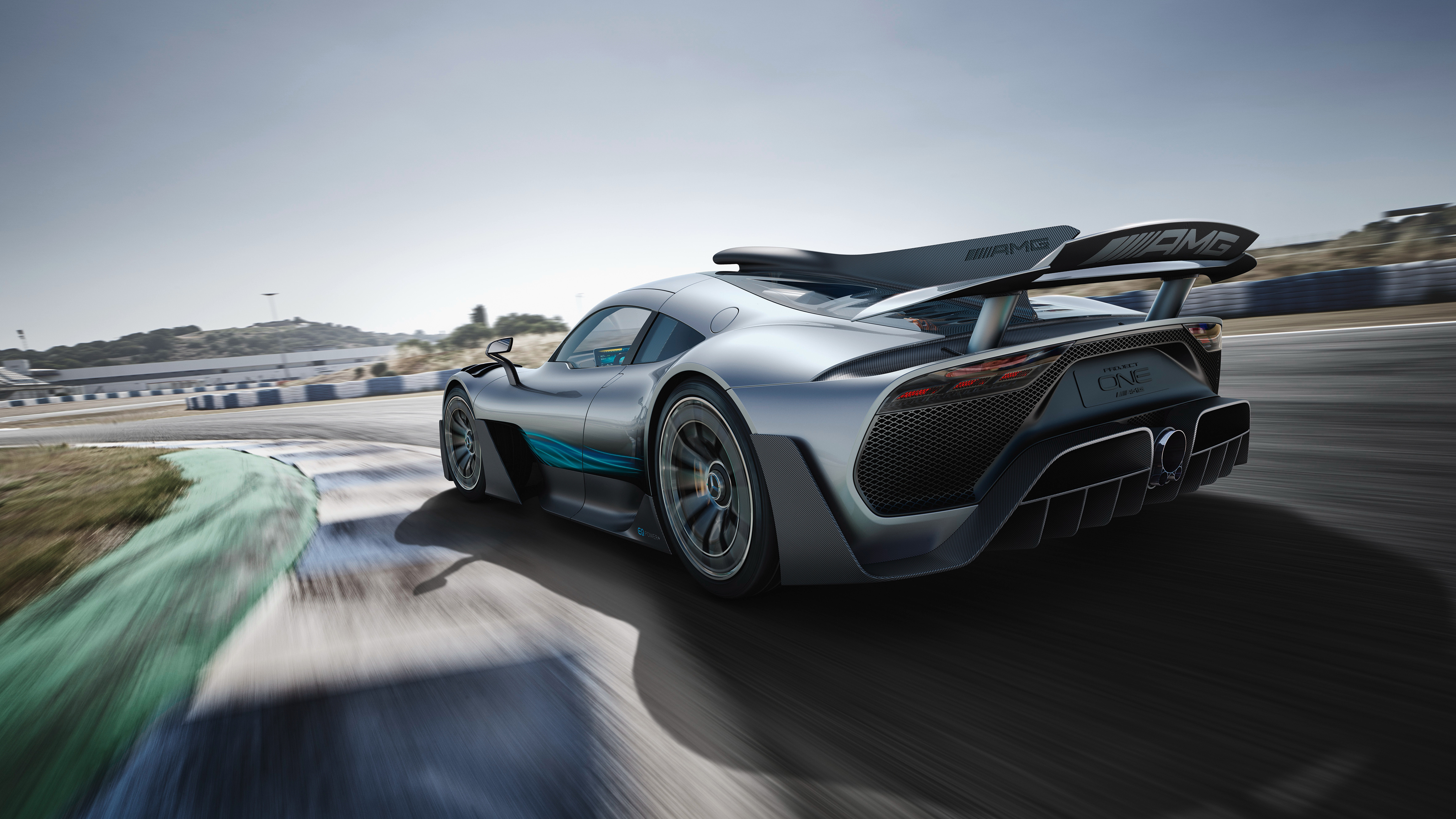 2018 Mercedes Amg Project One 4k 5 Wallpaper Hd Car Wallpapers