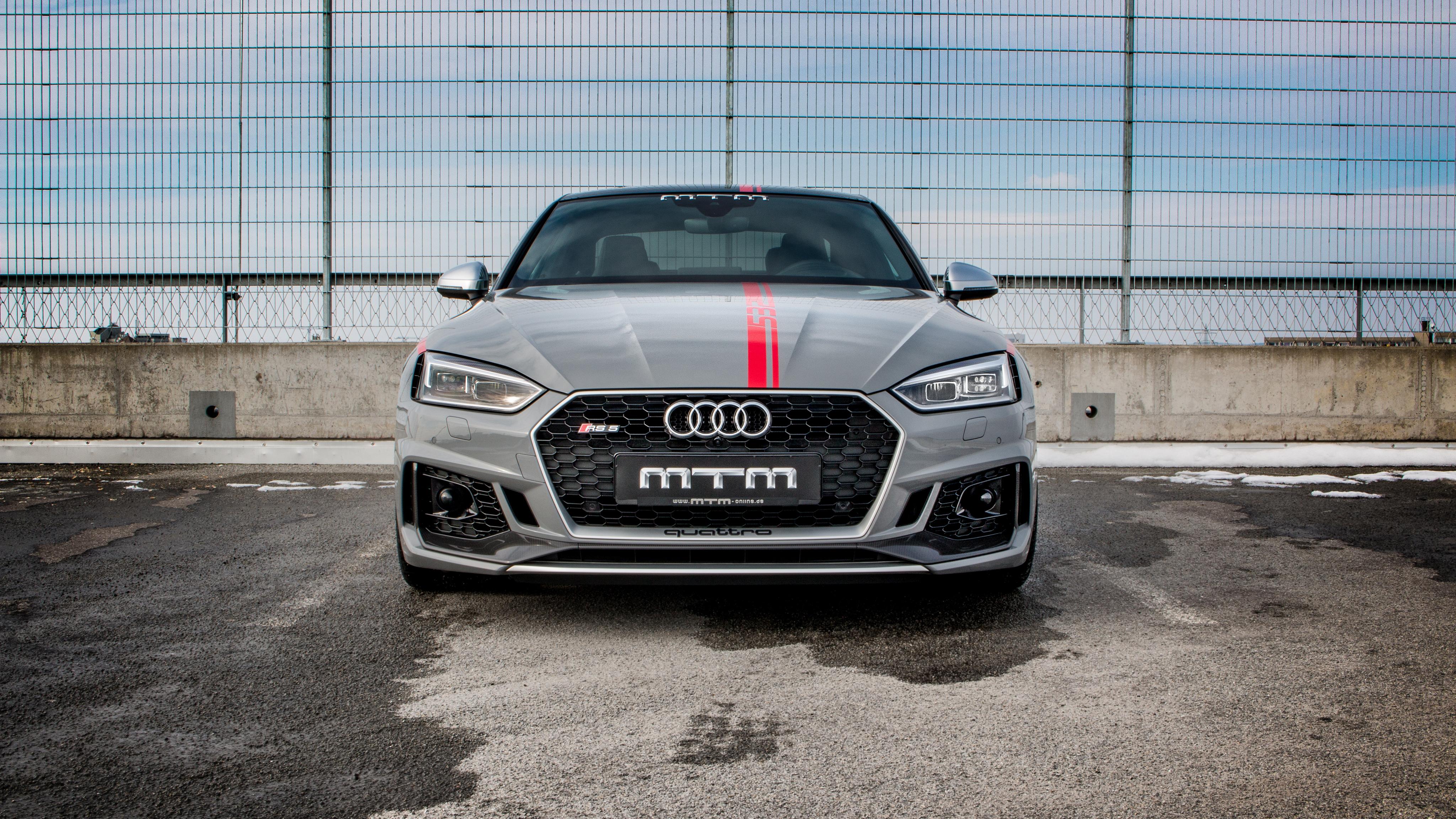 2018 Mtm Audi Rs5 R 4k Wallpaper Hd Car Wallpapers Id