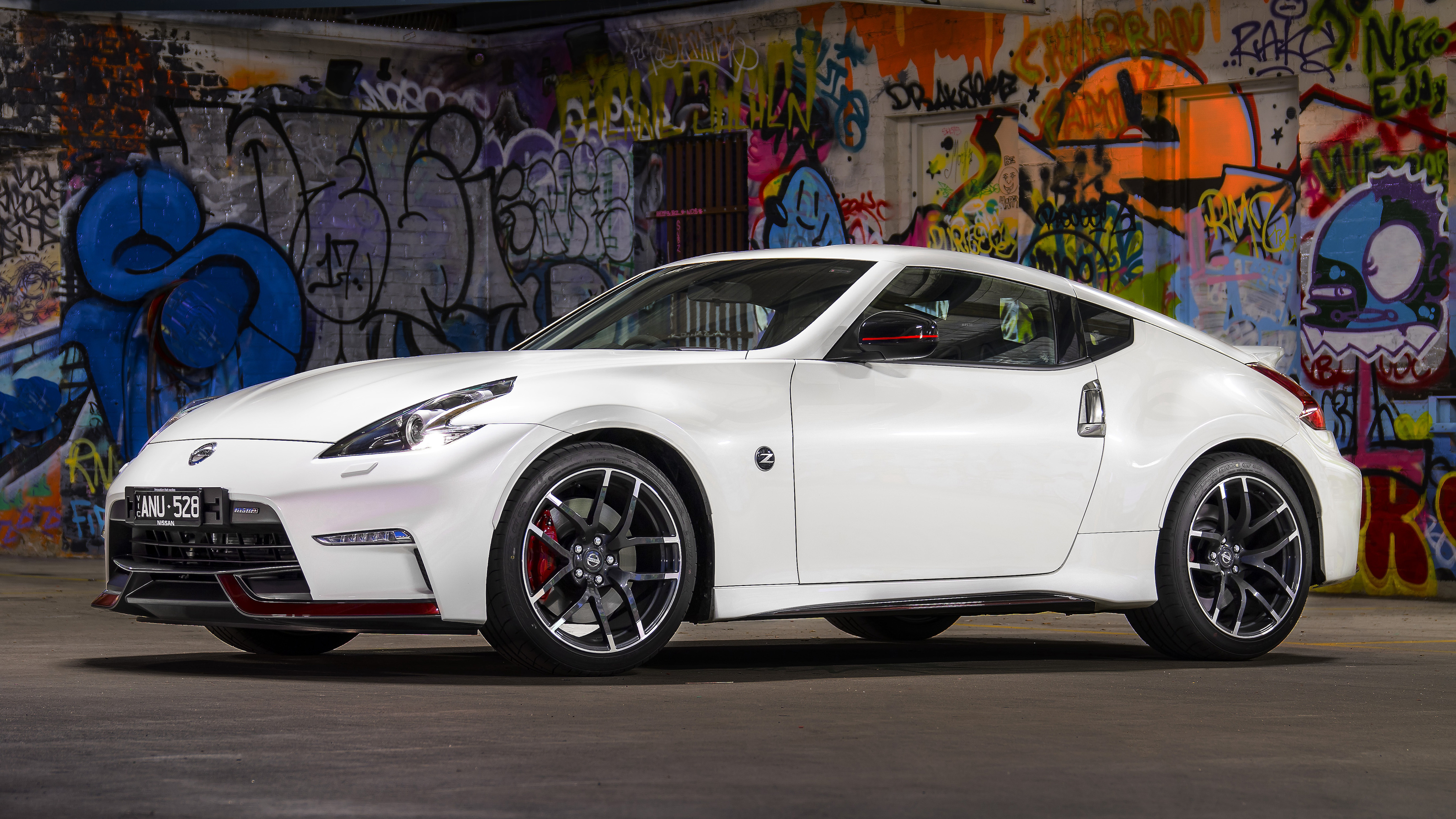 2018 nissan 370z nismo 4k wallpaper hd car wallpapers id 8329. Black Bedroom Furniture Sets. Home Design Ideas