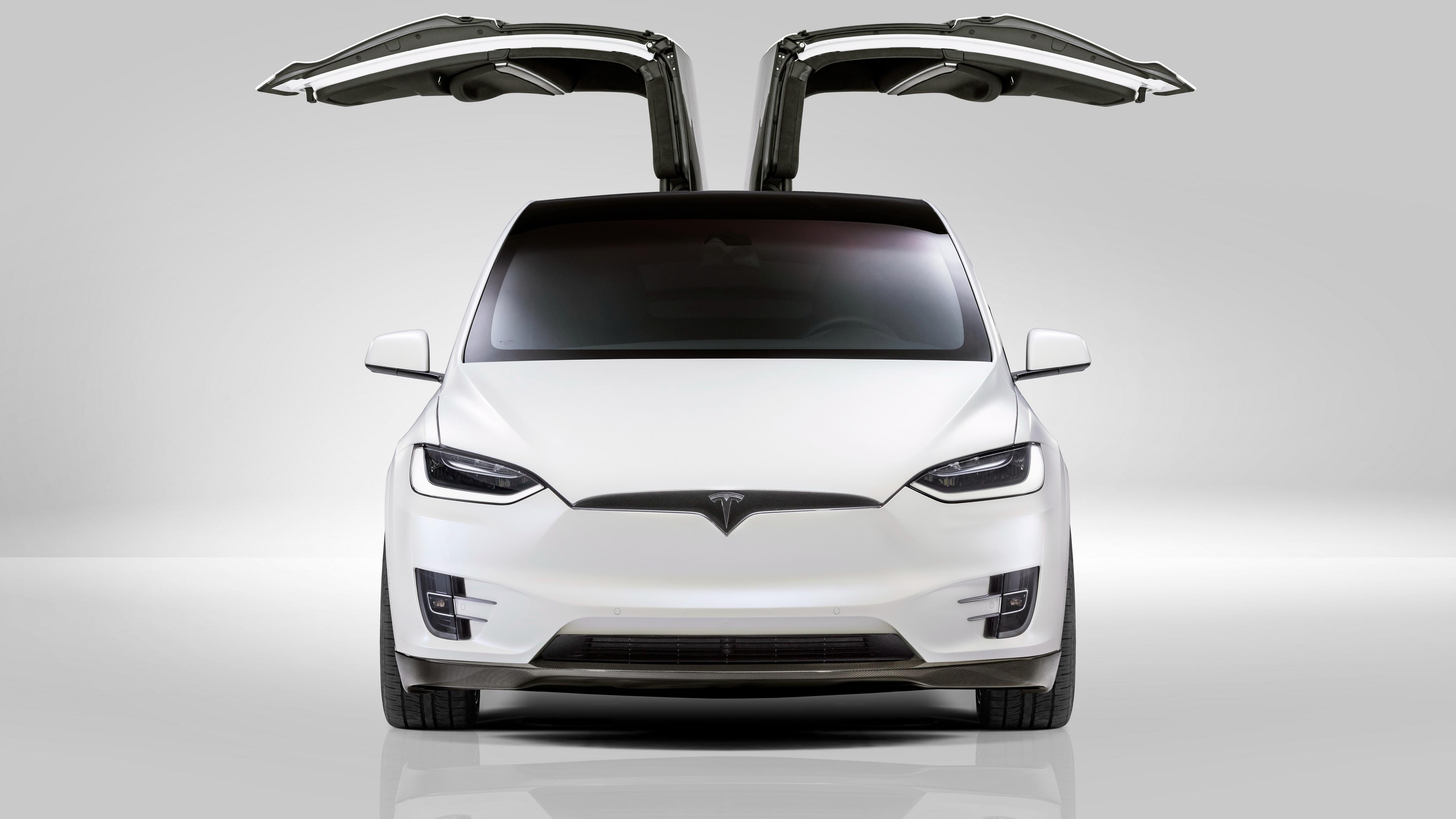 2018 Novitec Tesla Model X 4k Wallpaper Hd Car