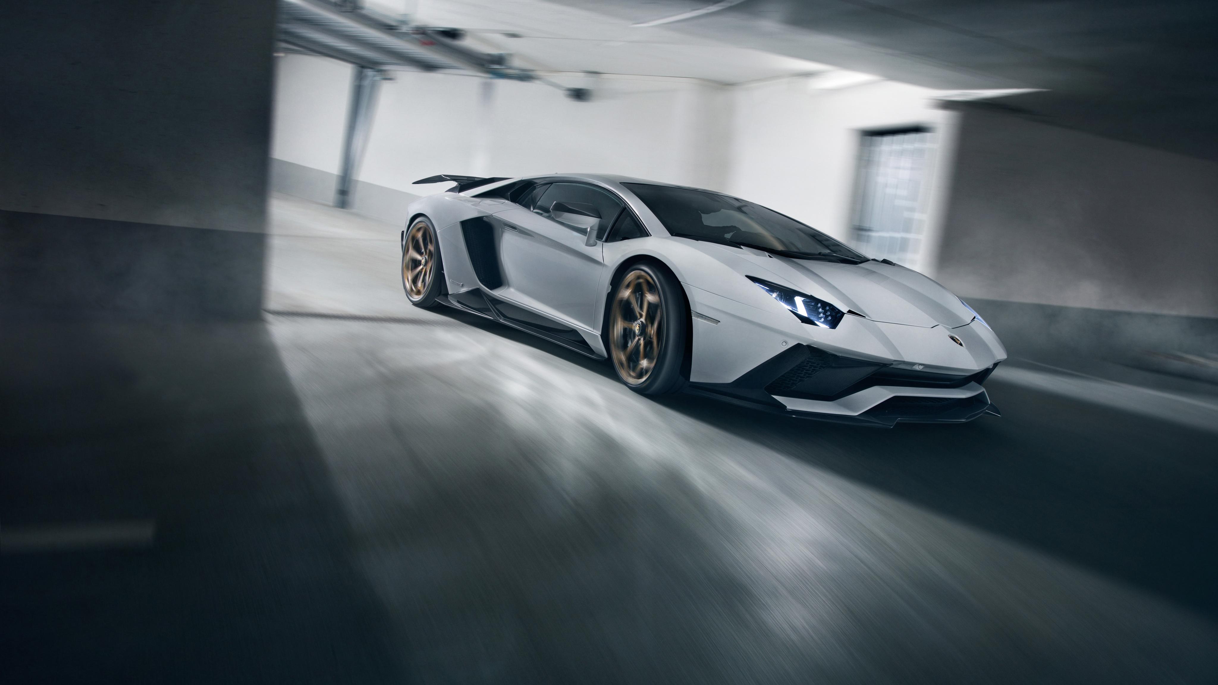 Lamborghini Aventador Car 4k Hd Desktop Wallpaper For 4k: 2018 Novitec Torado Lamborghini Aventador S 4K 4 Wallpaper