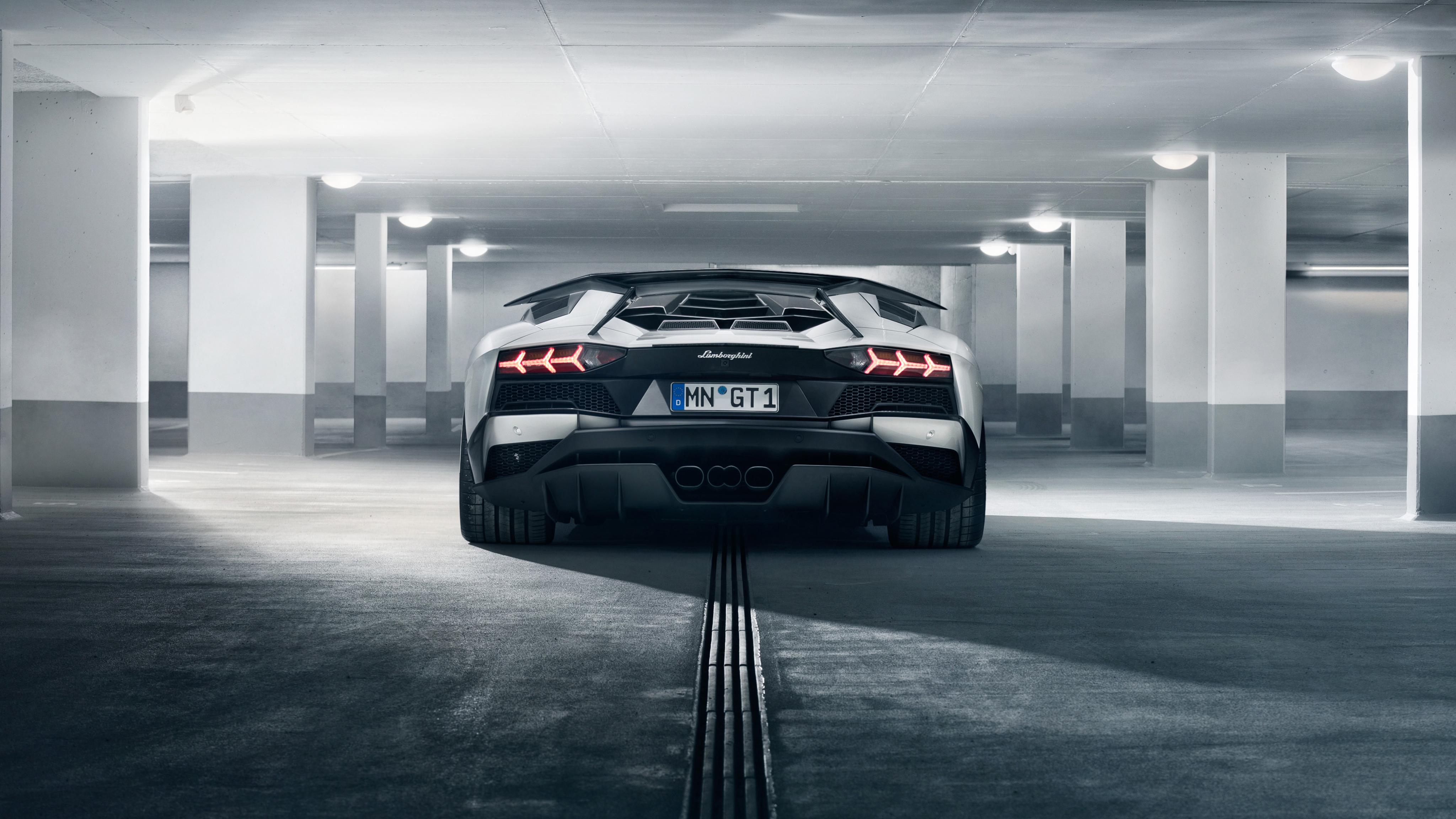 2018 Novitec Torado Lamborghini Aventador S 4K 8 Wallpaper ...